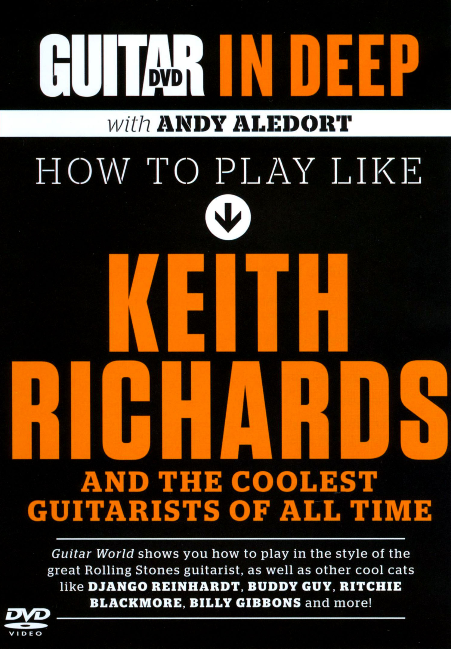 Guitar World In Deep: How to Play Like Keith Richards