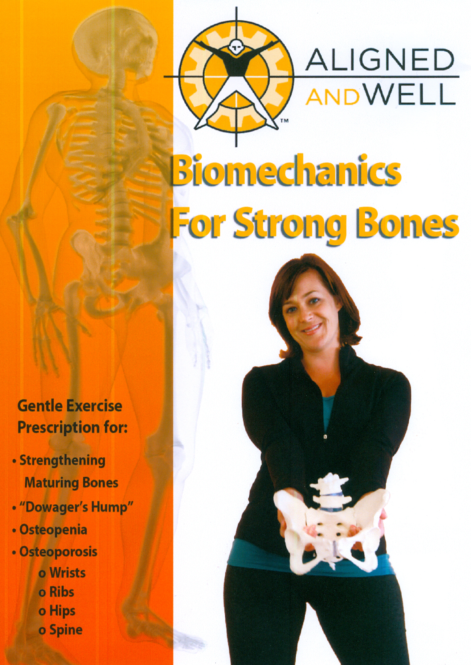 Aligned and Well: Biomechanics for Strong Bones