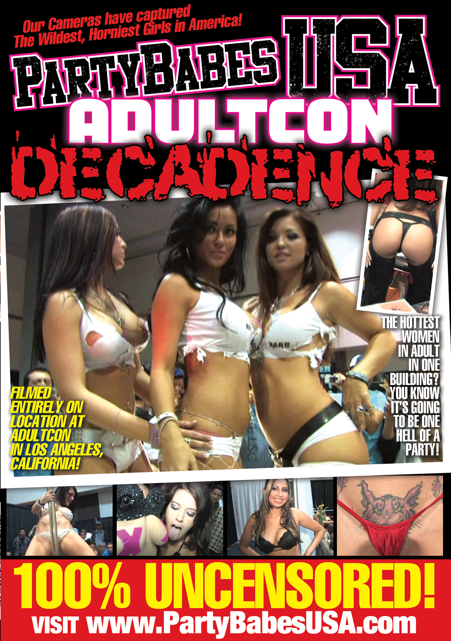 Party Babes USA: Adultcon Decadence