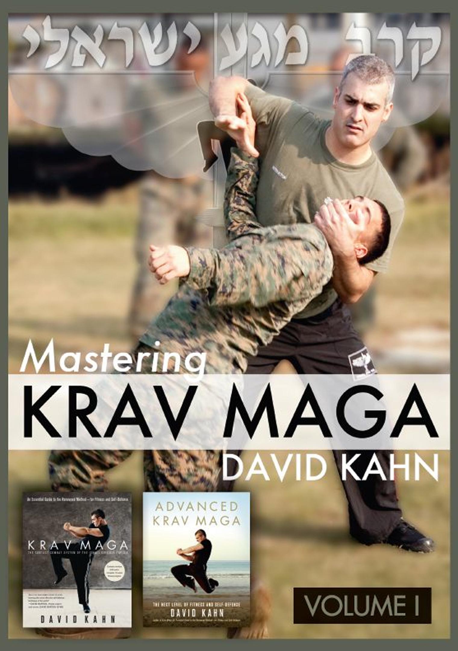 David Kahn: Mastering Krav Maga