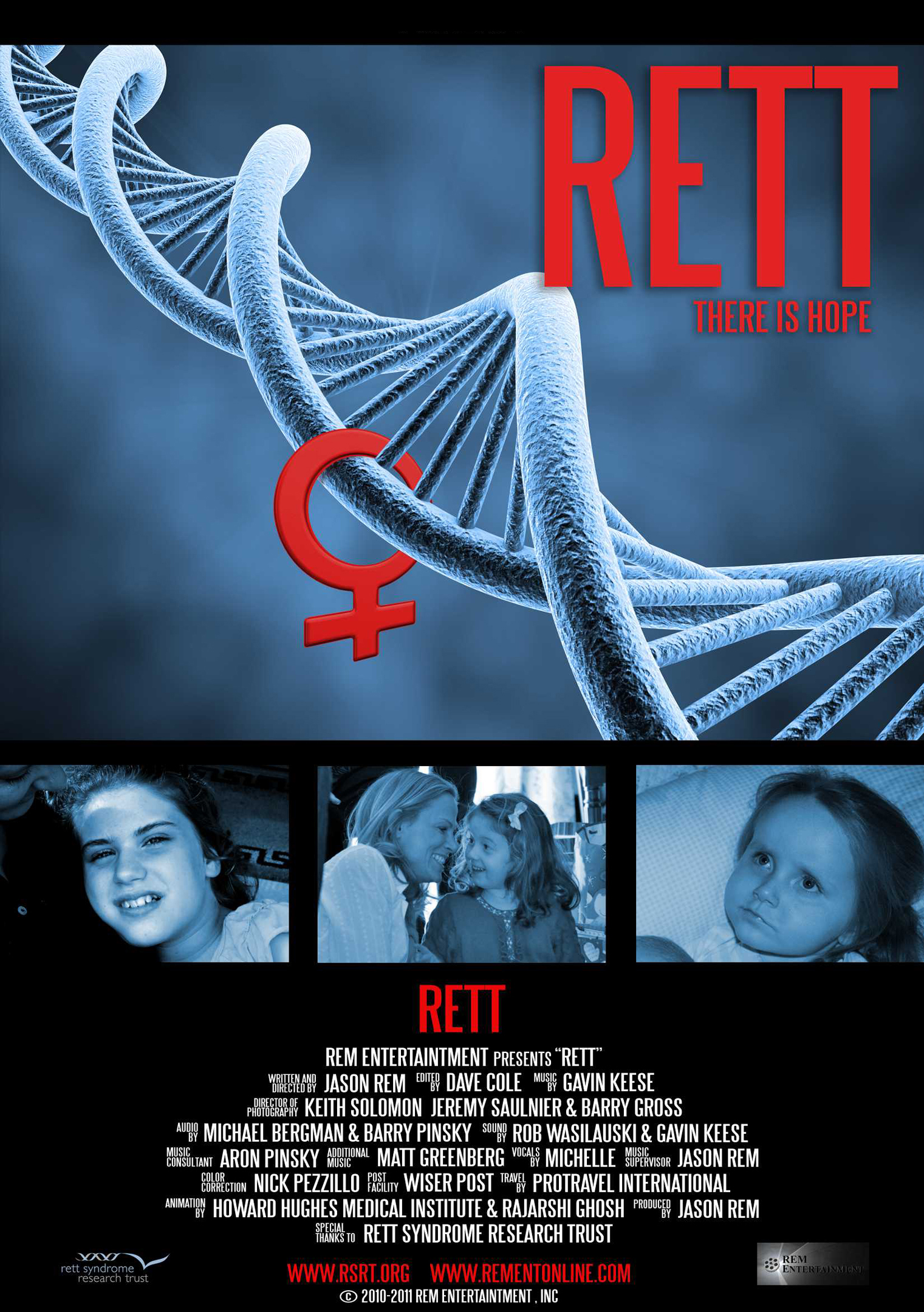 Rett: There is Hope