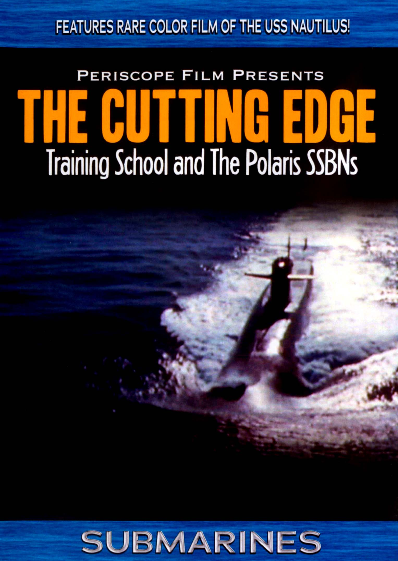 Cutting Edge: Training School and the Polaris SSBNs