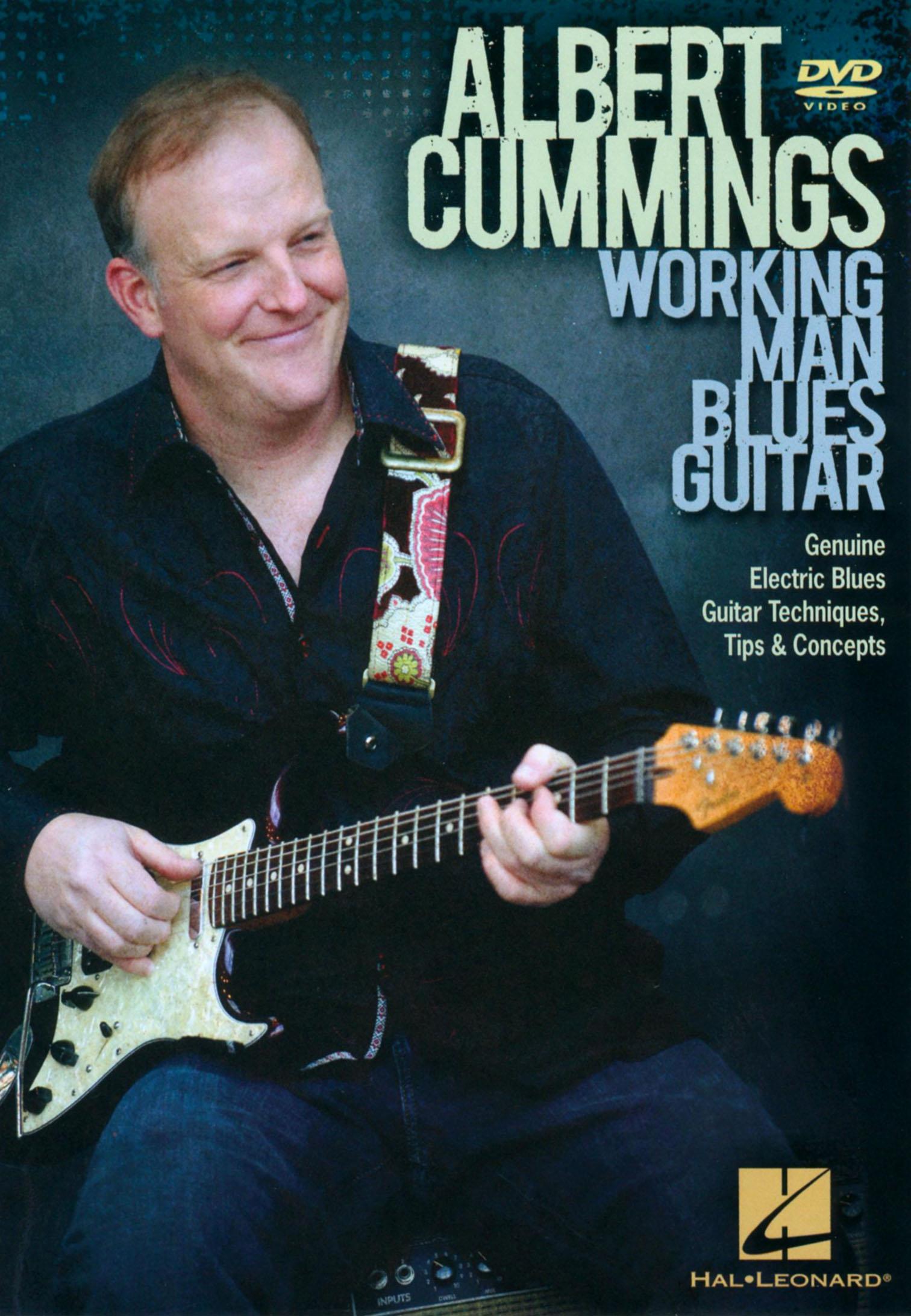 Albert Cummings: Working Man Blues Guitar
