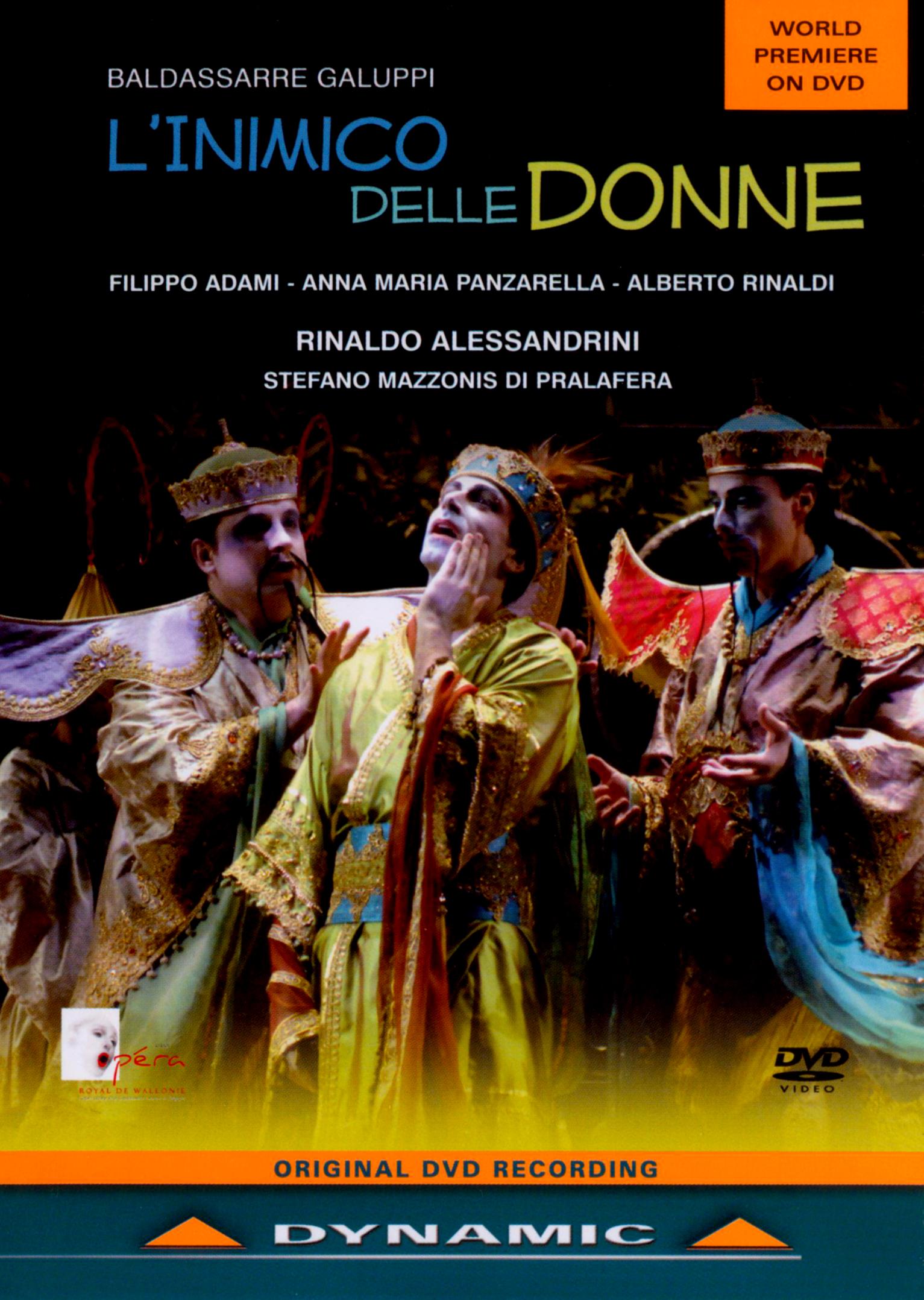 L' Inimico delle Donne (Opera Royal de Wallonie)