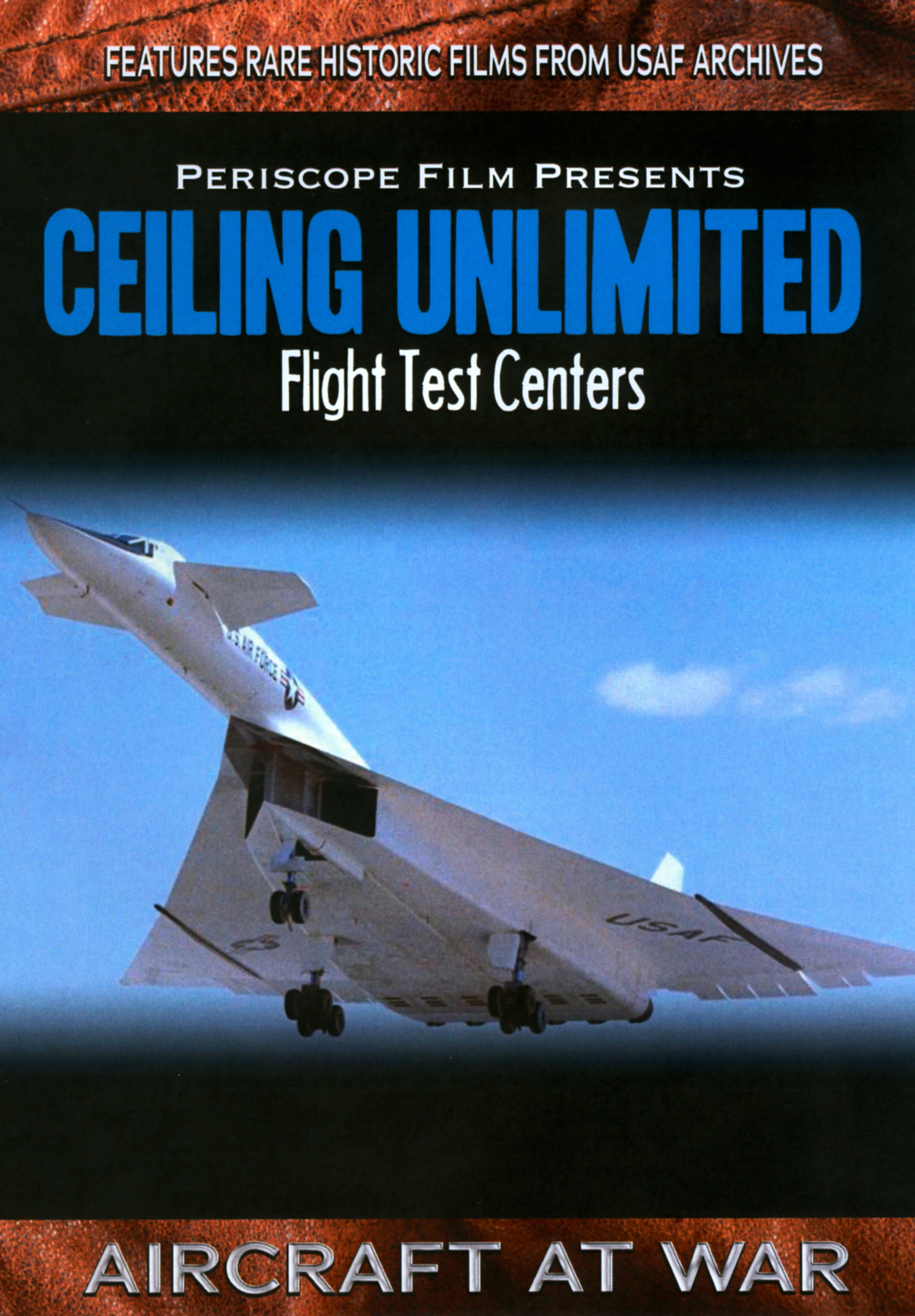 Ceiling Unlimited: Flight Test Centers