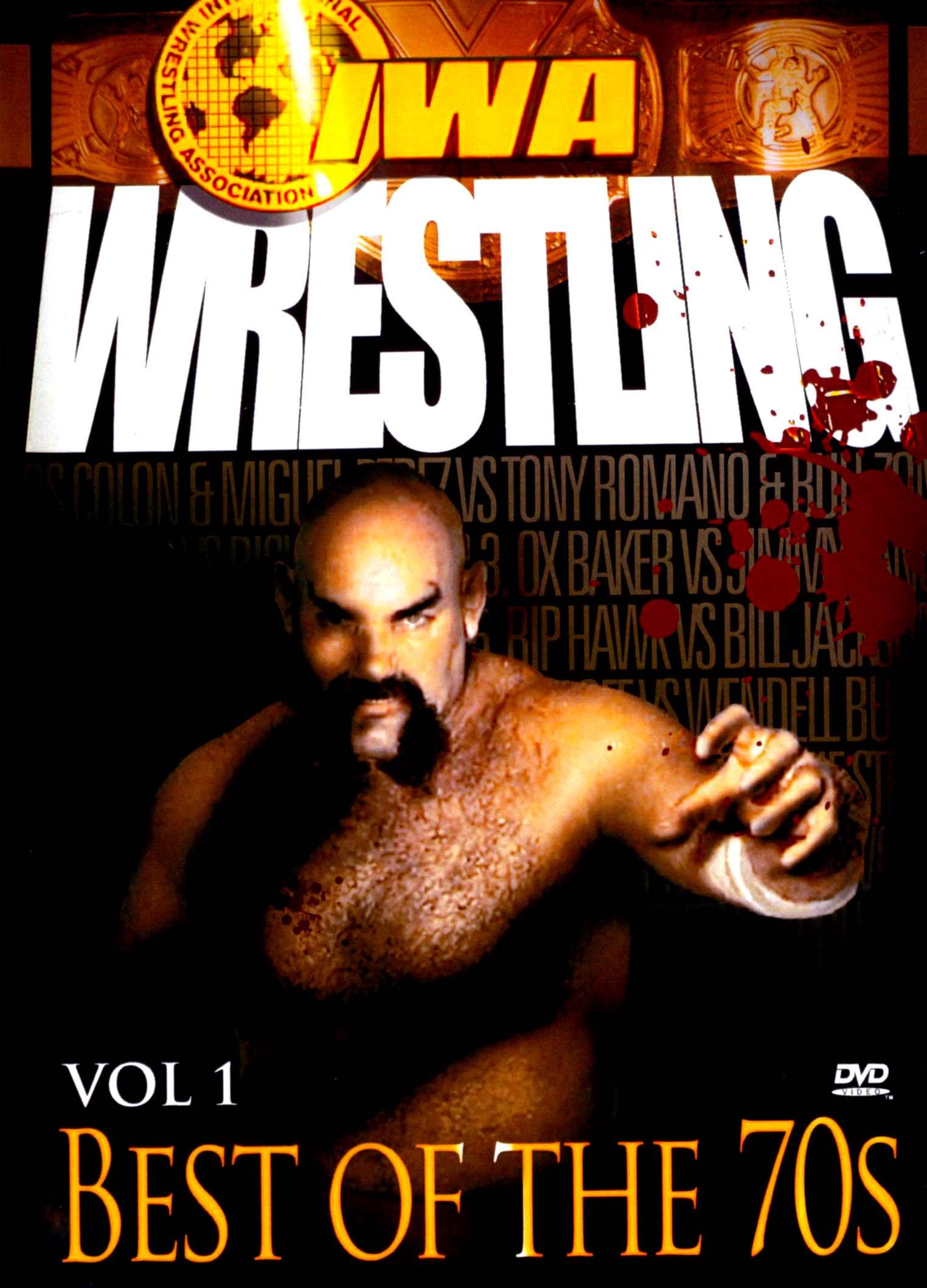 IWA Wrestling, Vol. 1: Best of the 70s