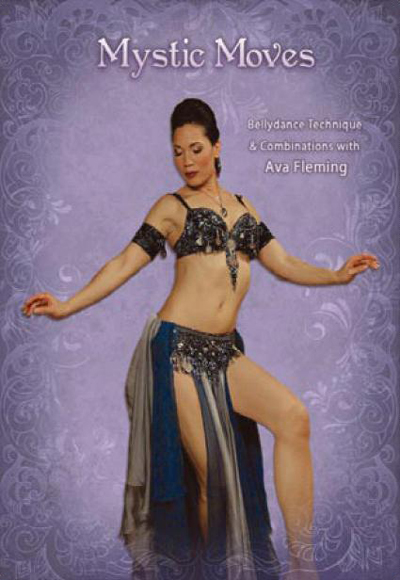 Mystic Moves: Bellydance Technique & Combinations with Ava Fleming