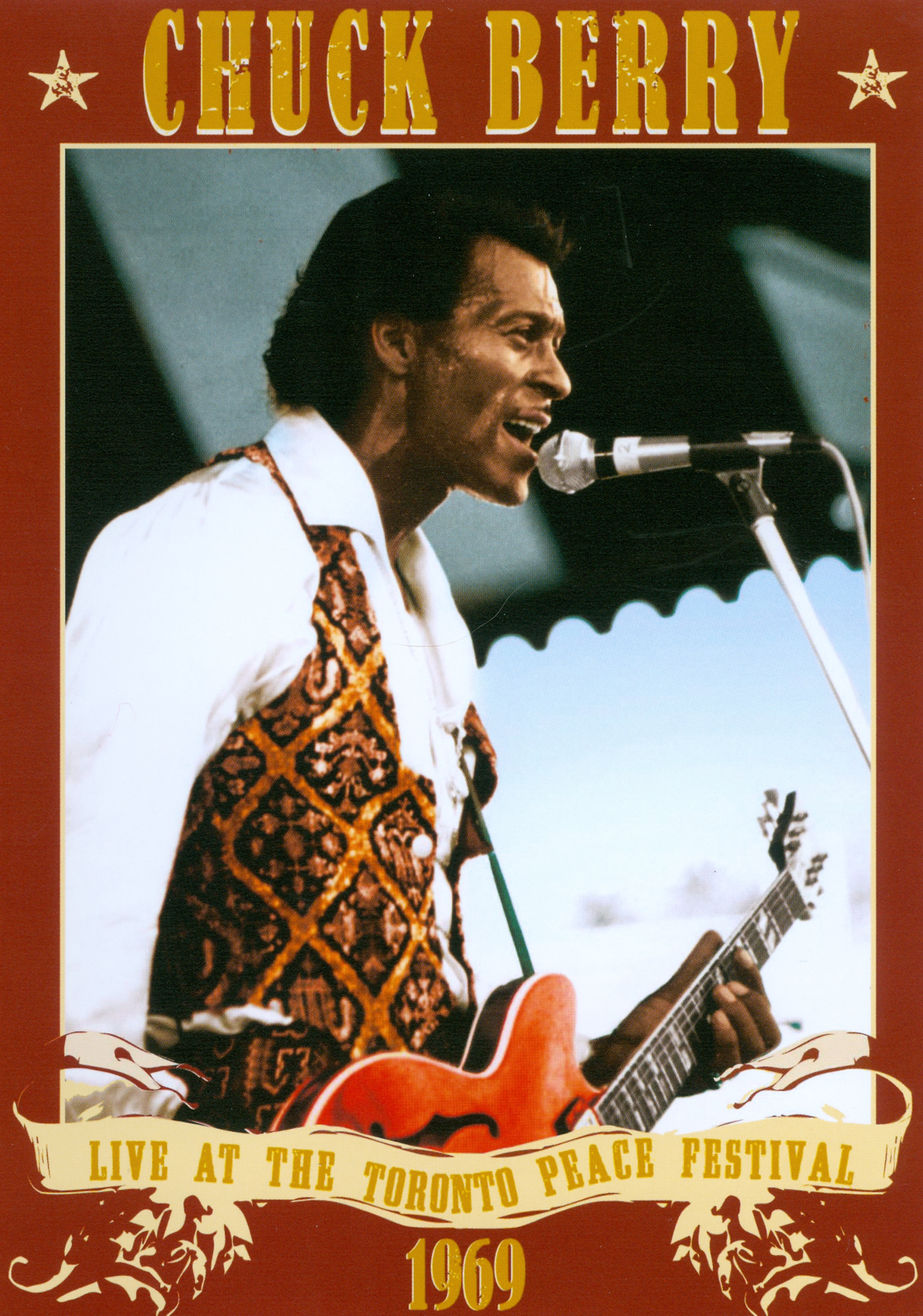 Chuck Berry: Live at the Toronto Peace Festival 1969