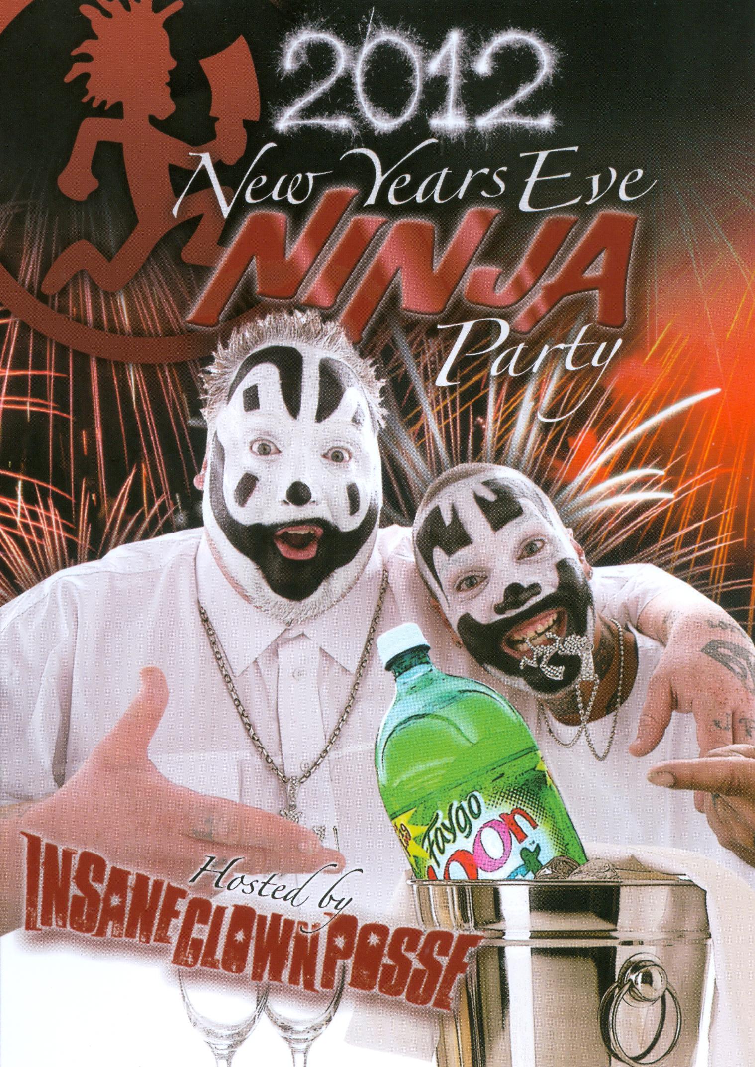 Insane Clown Posse: New Year's Eve Ninja Party