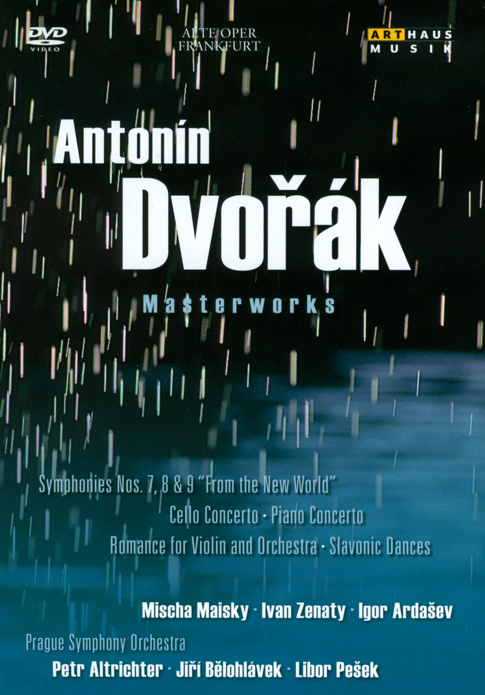 Mischa Maisky/Ivan Zenaty/Igor Ardasev: Antonin Dvorak Masterworks