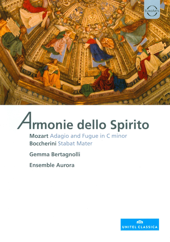 Gemma Bertagnolli/Ensemble Aurora: Armonie dello Spirito