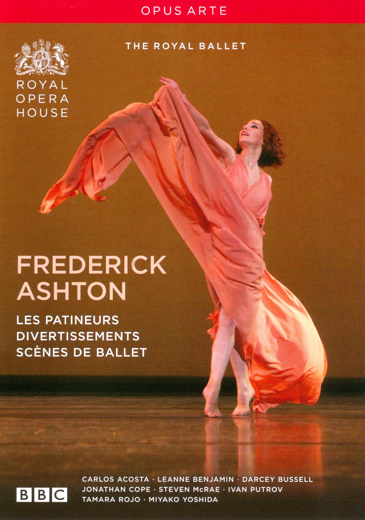 Frederick Ashton: Les Patineurs/Divertissements/Scènes de Ballet