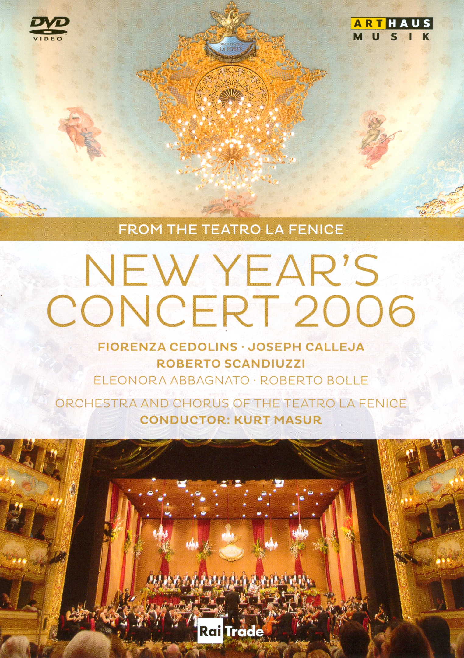 New Year's Concert 2006 from the Teatro La Fenice