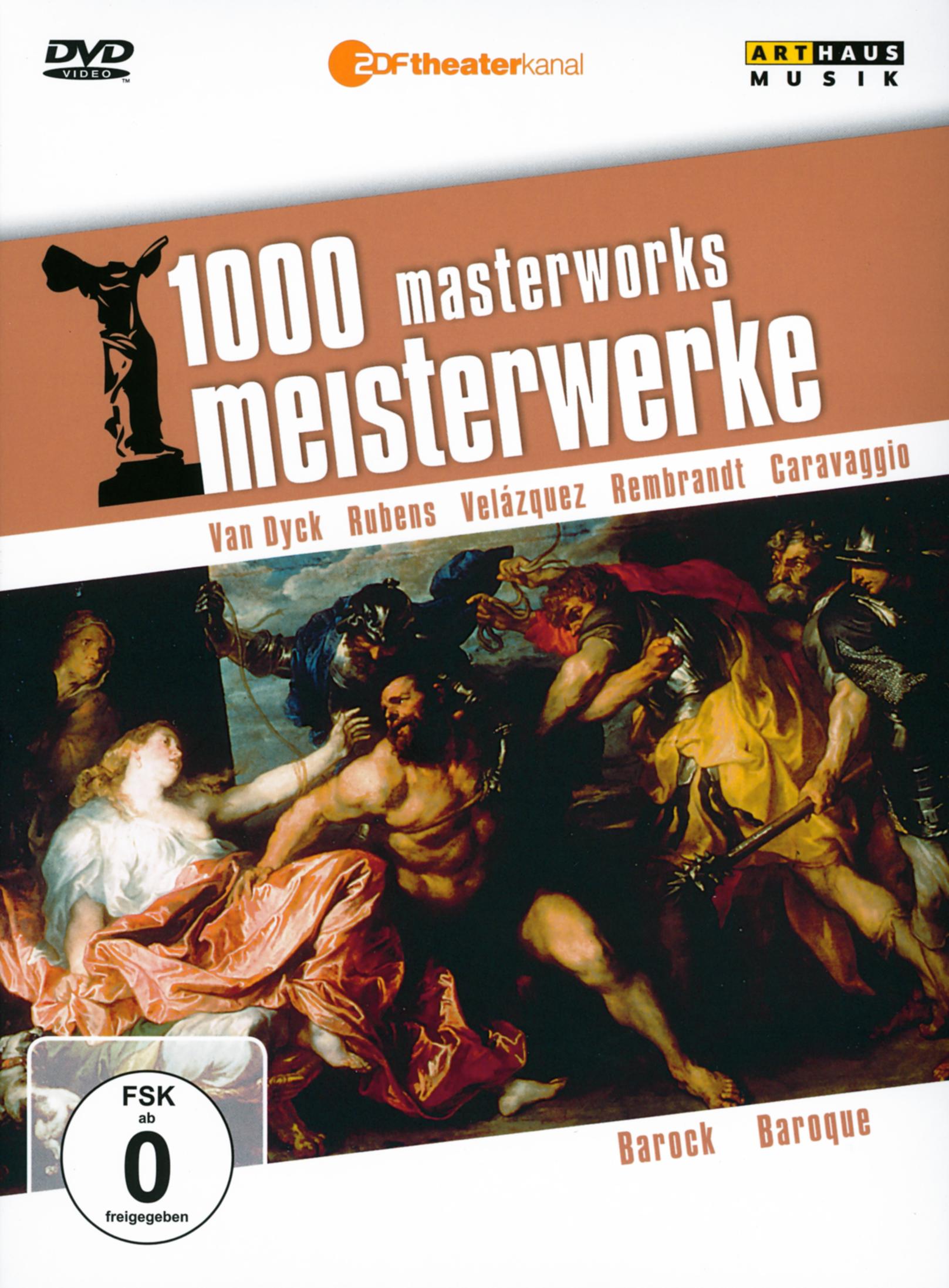 1000 Masterworks: Baroque