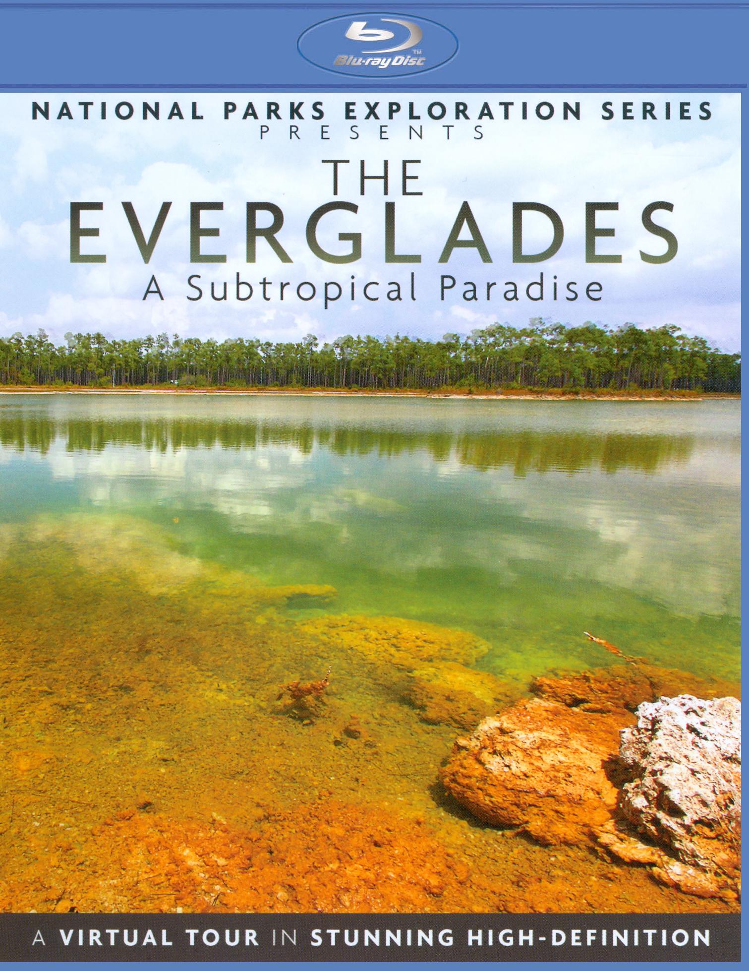 The Everglades: A Subtropical Paradise