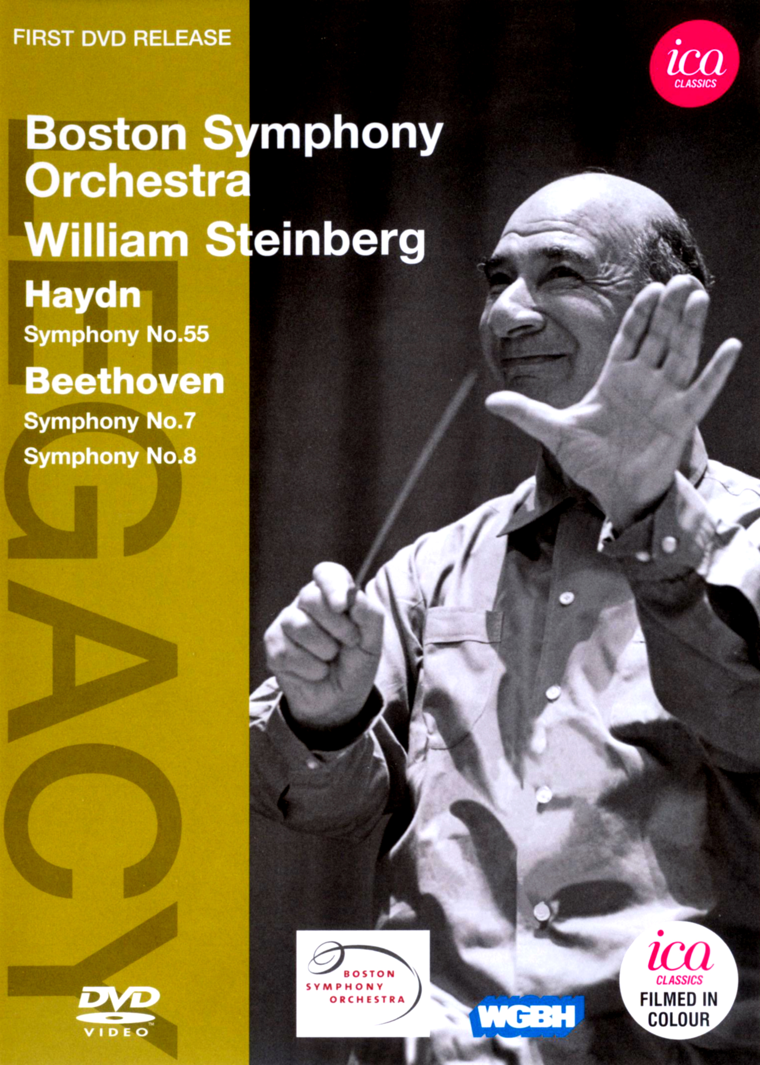 Boston Symphony Orchestra/William Steinberg: Haydn/Beethoven