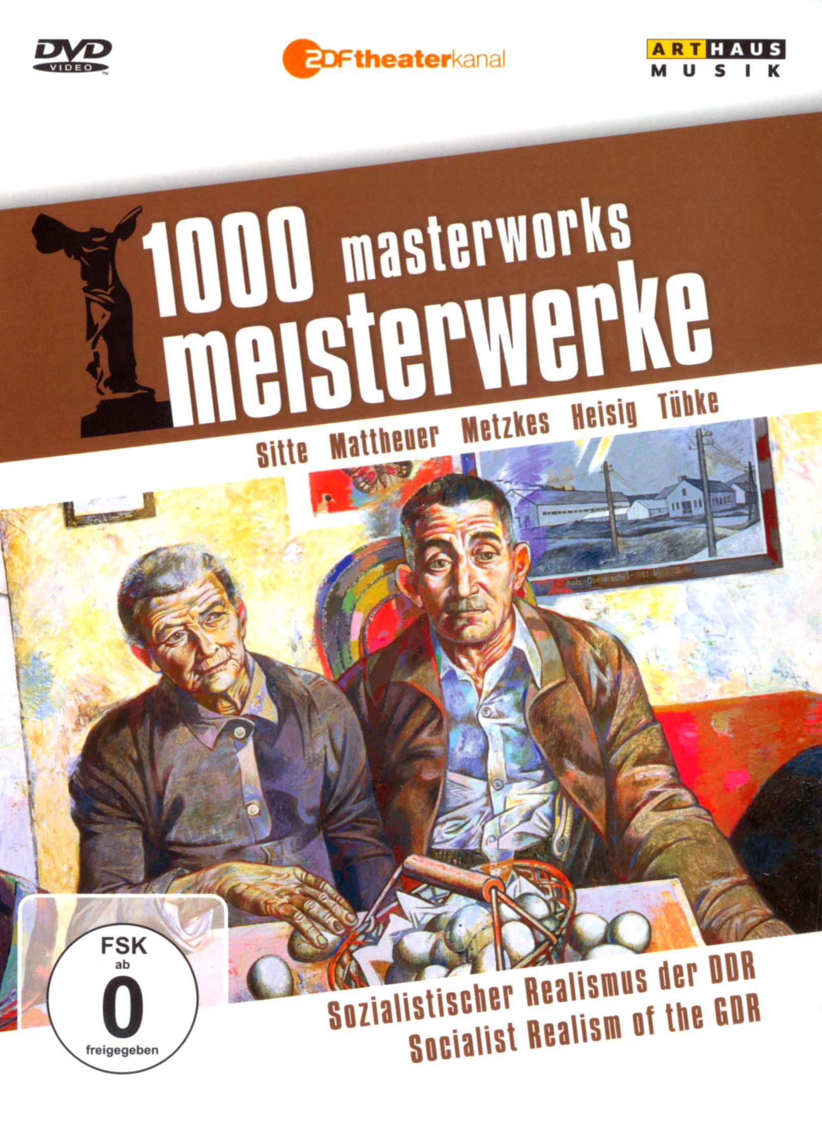 1000 Masterworks: Socialist Realism of the GDR