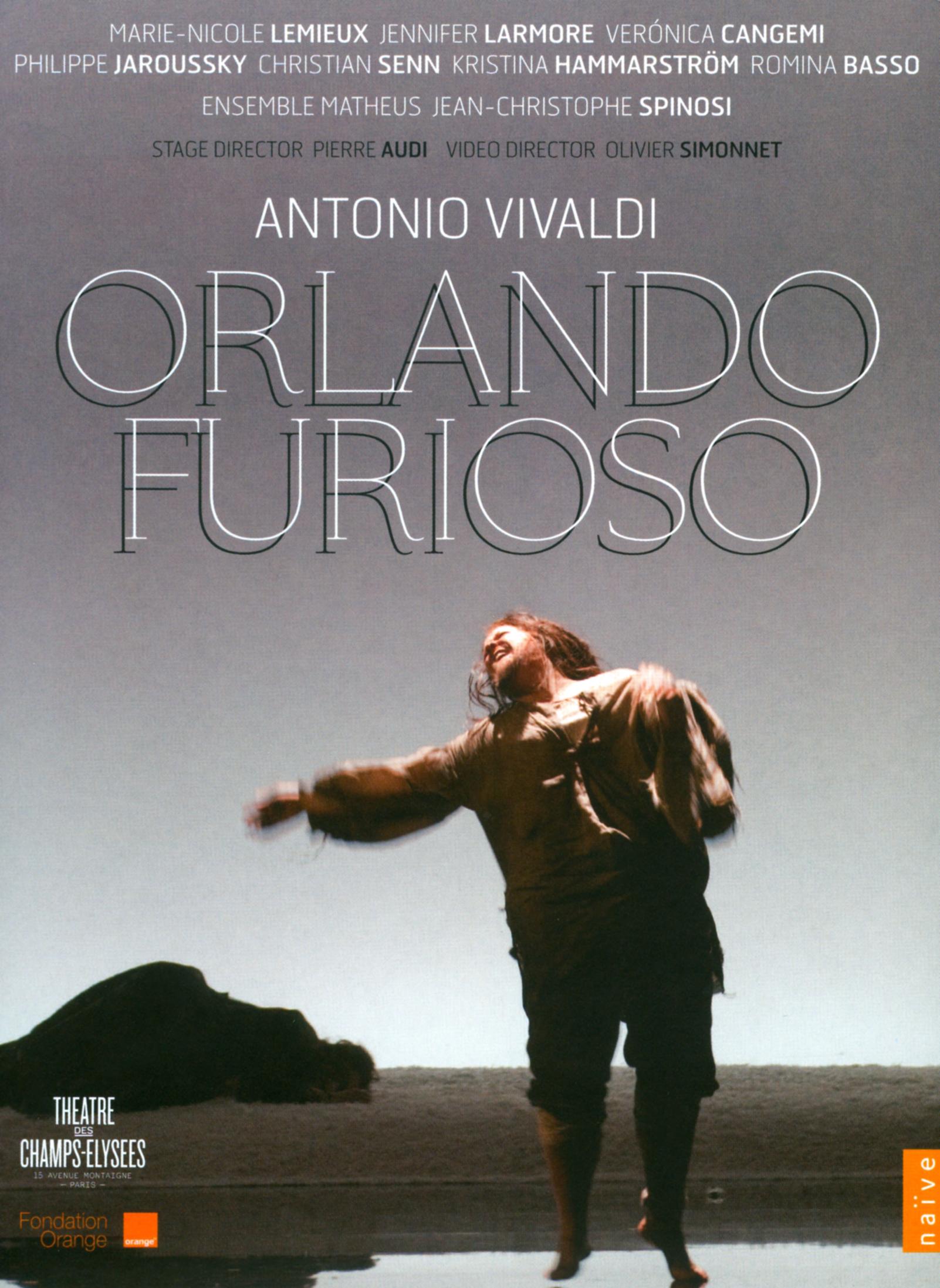 Orlando Furioso (Théâtre des Champs-Elysées)