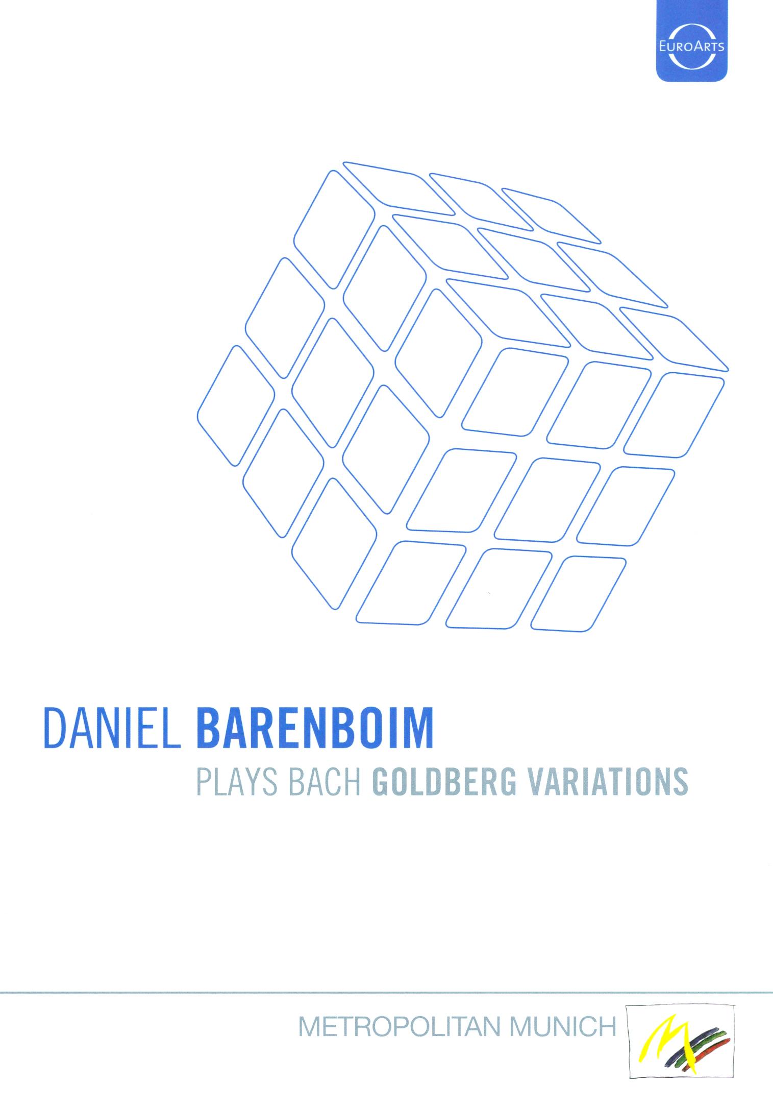 Daniel Barenboim Plays Bach Goldberg Variations