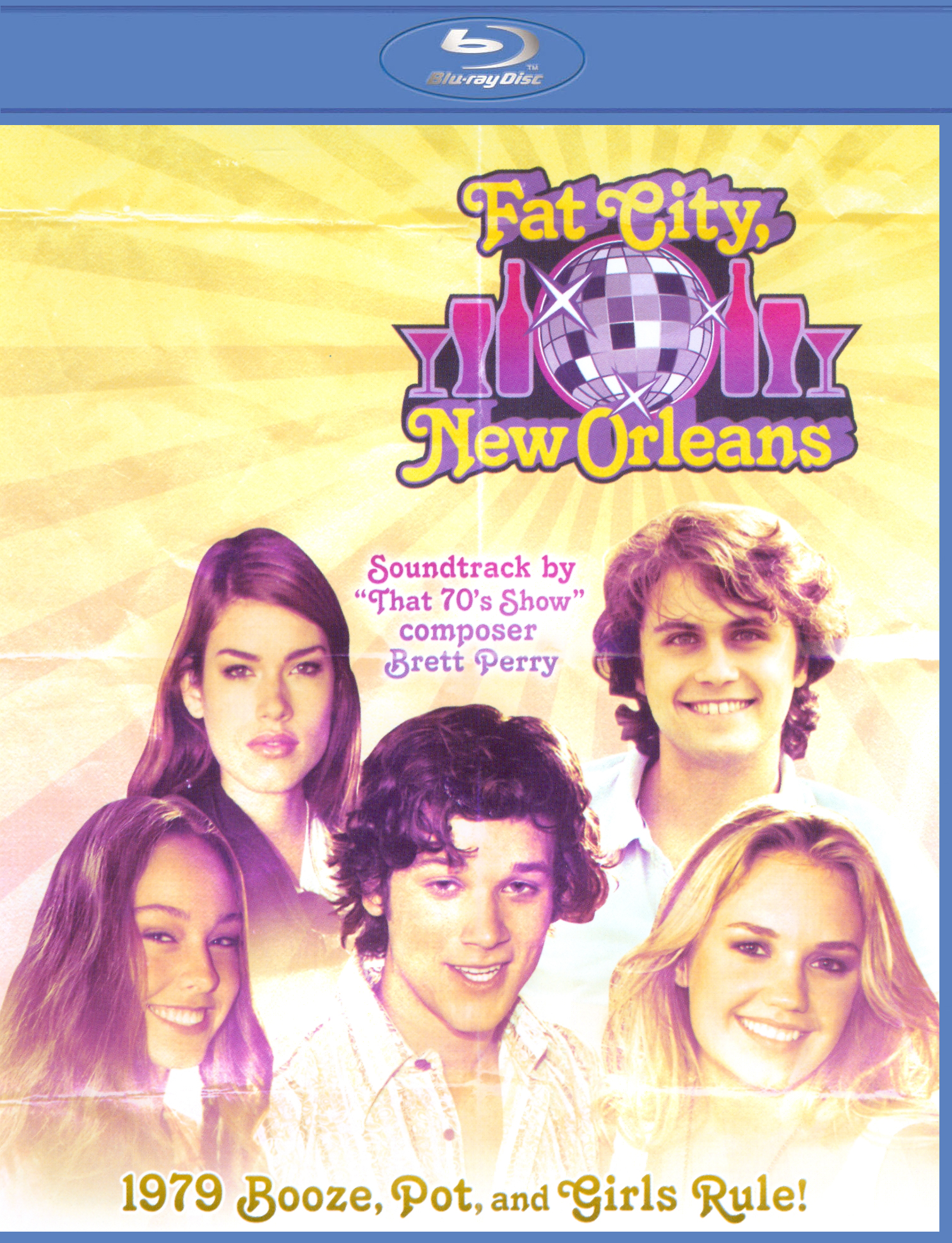 Fat City, New Orleans (2010)