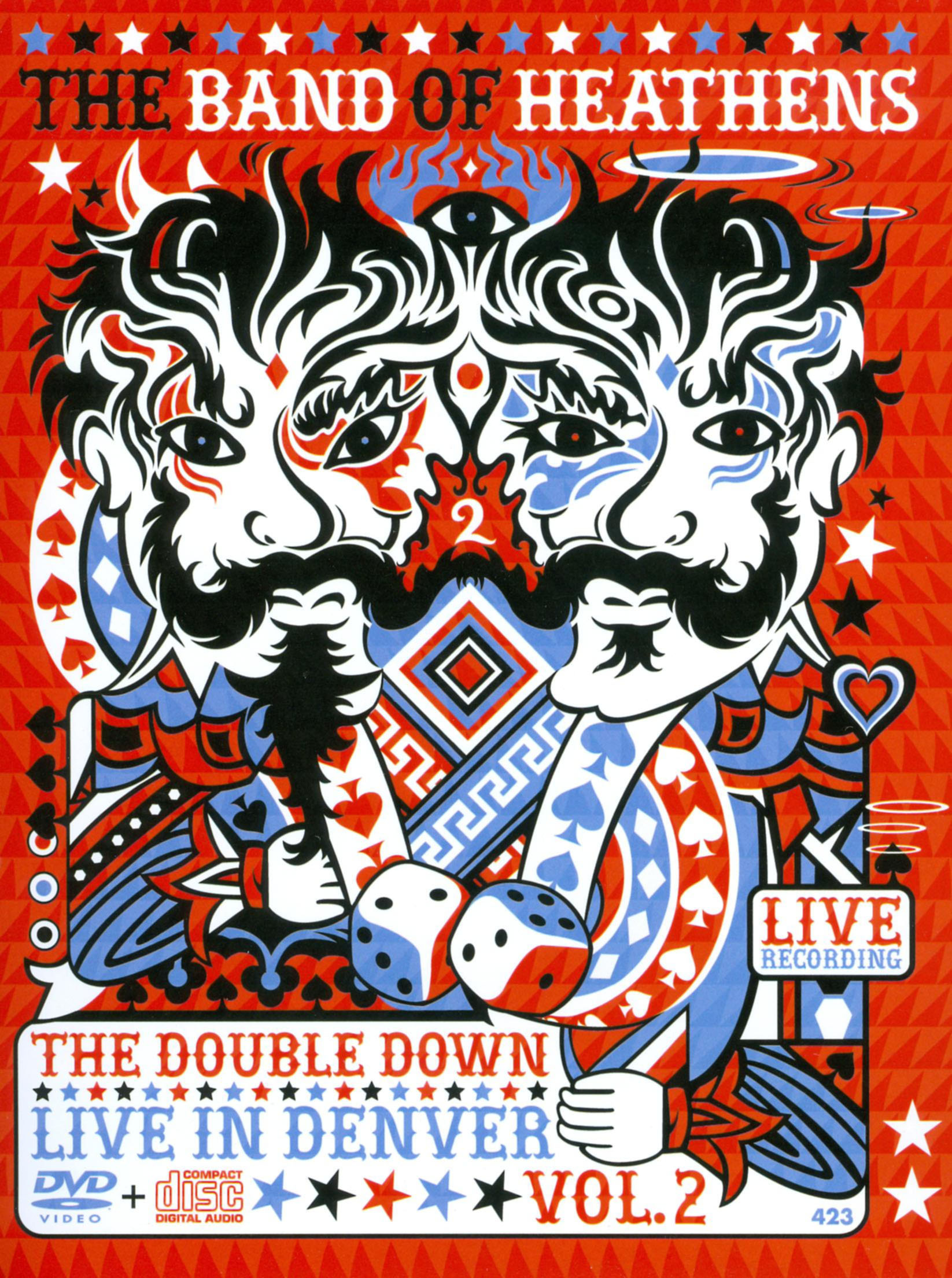 The Band of Heathens: The Double Down - Live in Denver, Vol. 2