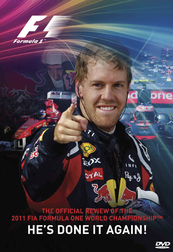 The Official Review of the 2011 FIA Formula One World Championship
