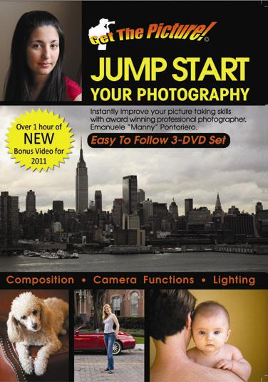 Get the Picture!: Jump Start Your Photography