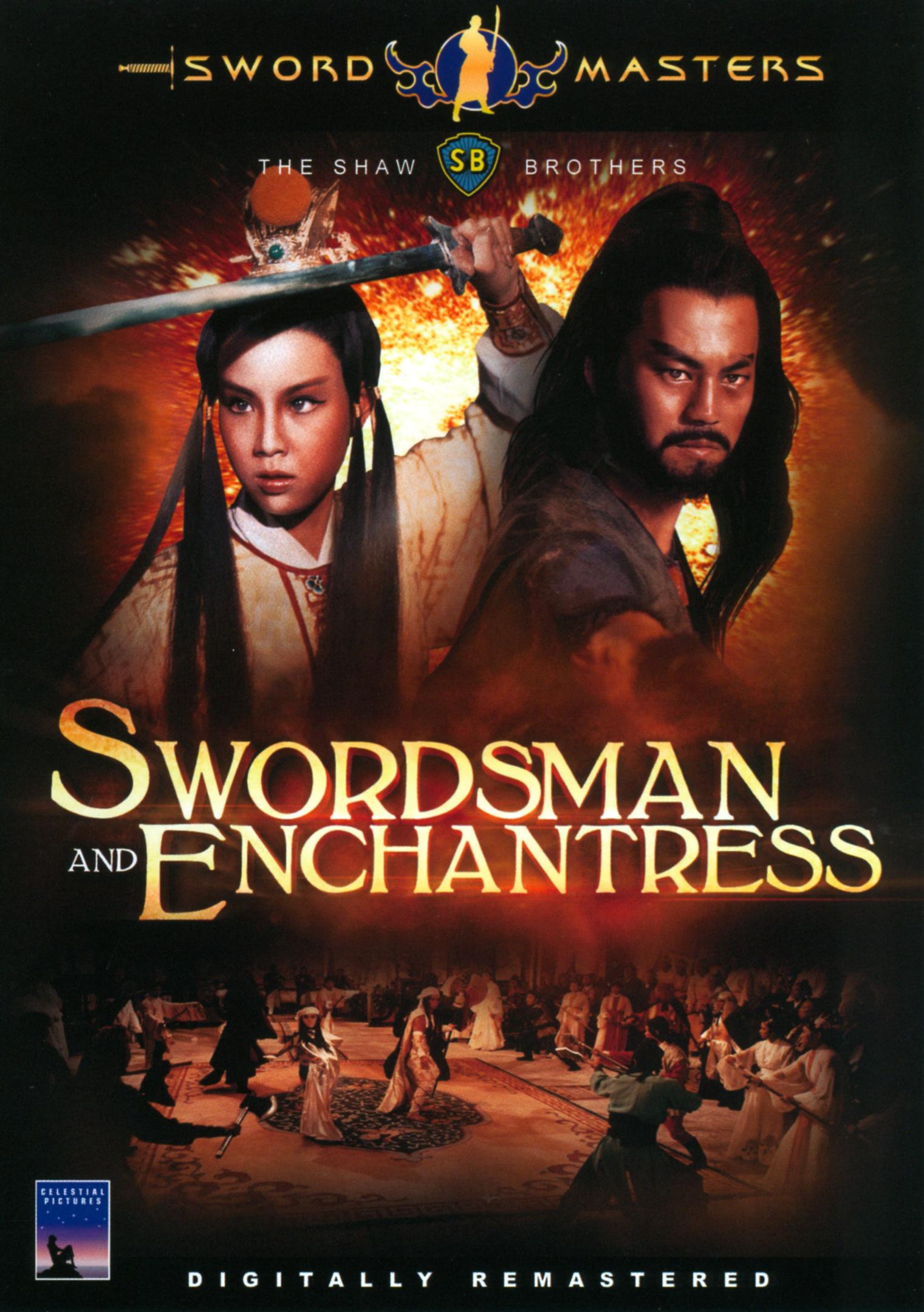 Swordsman & Enchantress