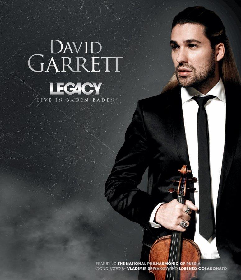 David Garrett: Legacy - Live in Baden Baden