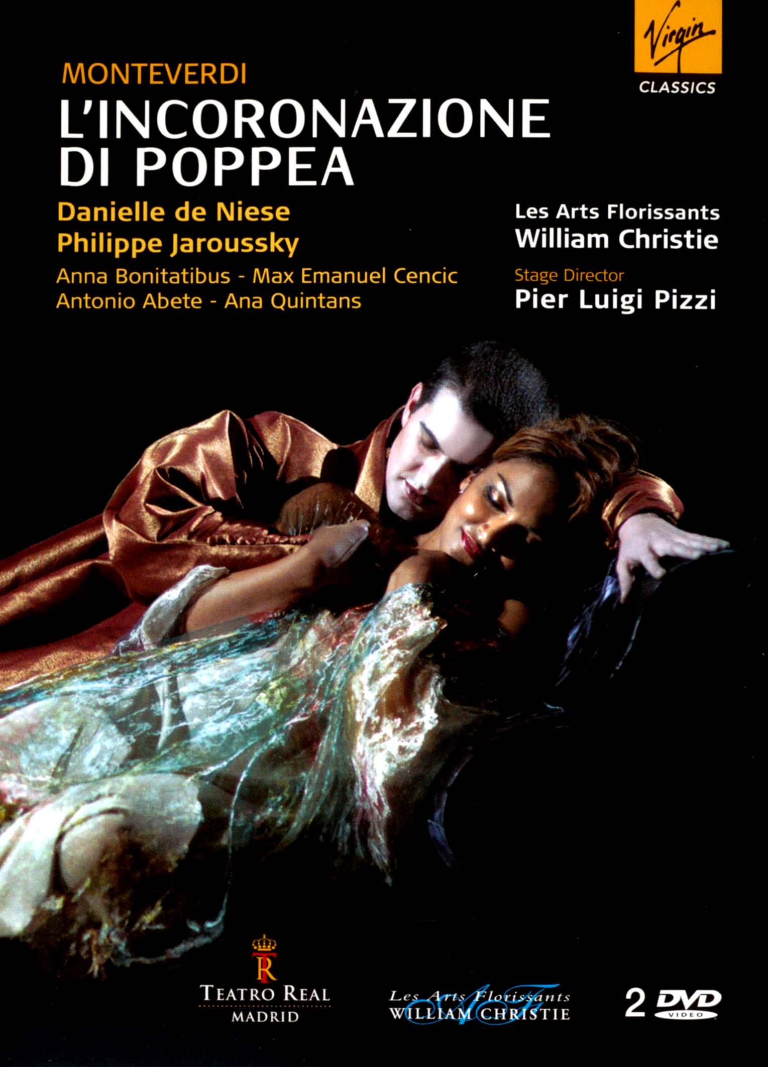 L' Incoronazione di Poppea (Teatro Real Madrid)