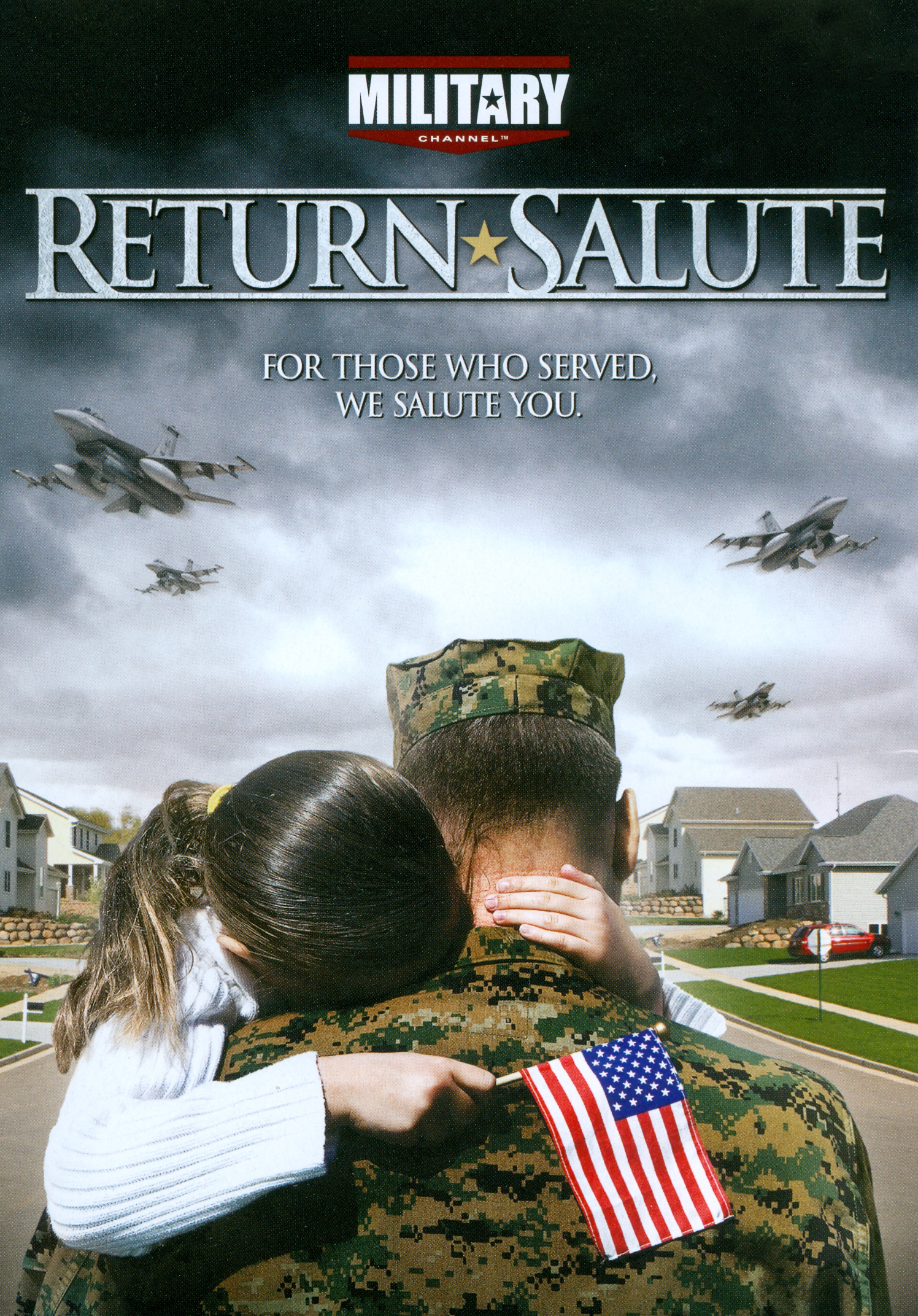 Return Salute