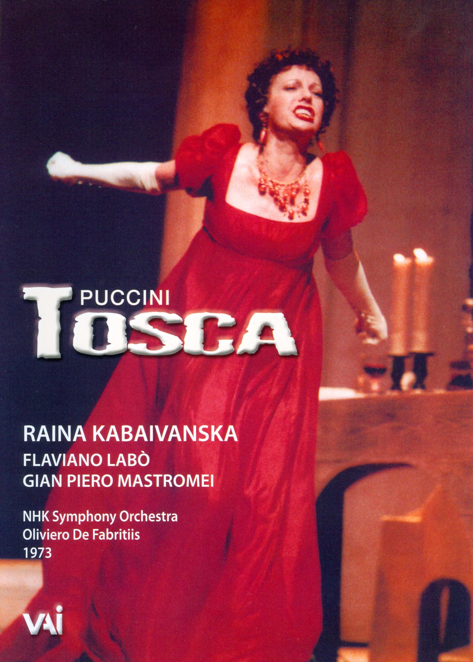 Tosca (NHK Symphony Orchestra)