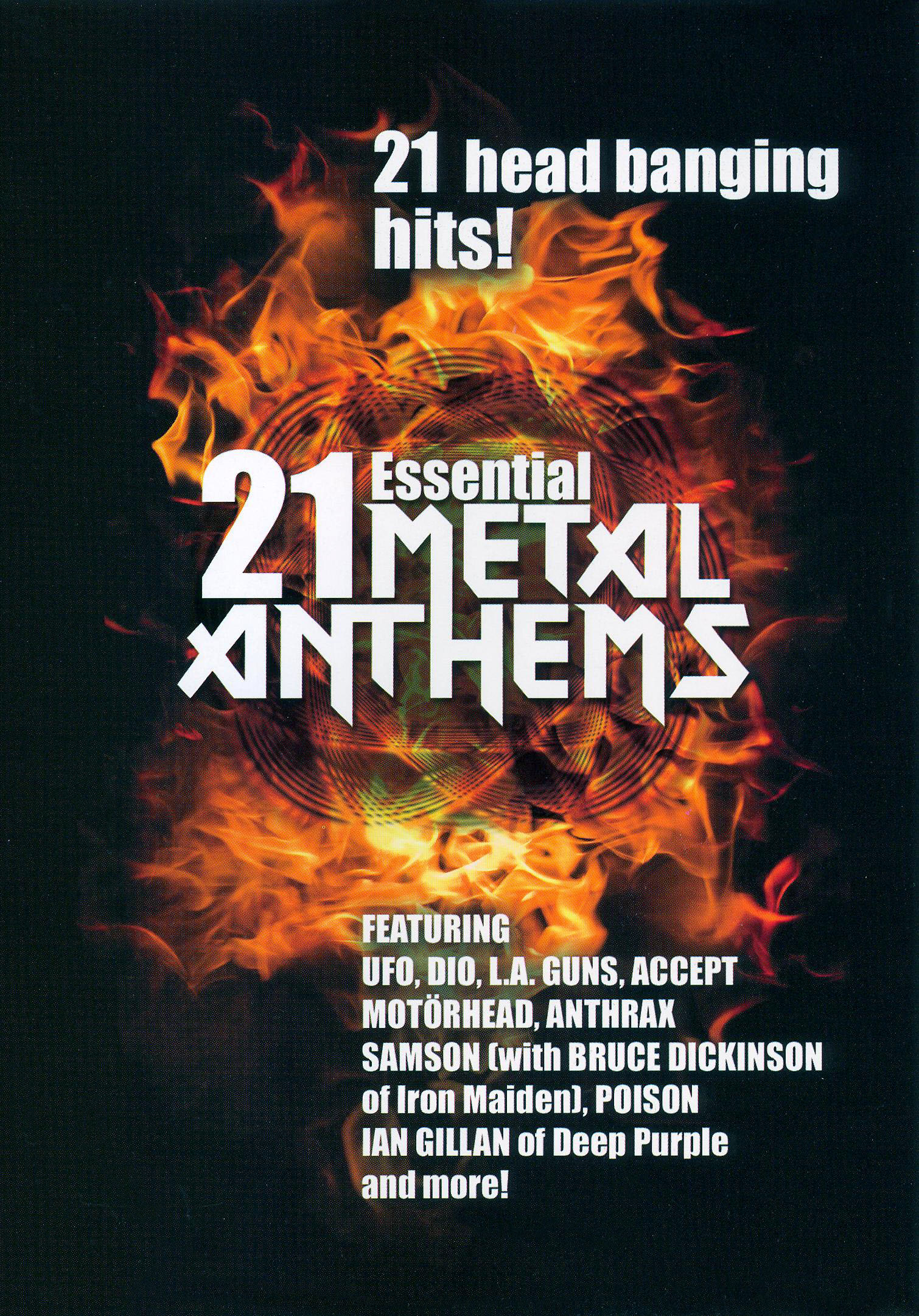 21 Essential Metal Anthems
