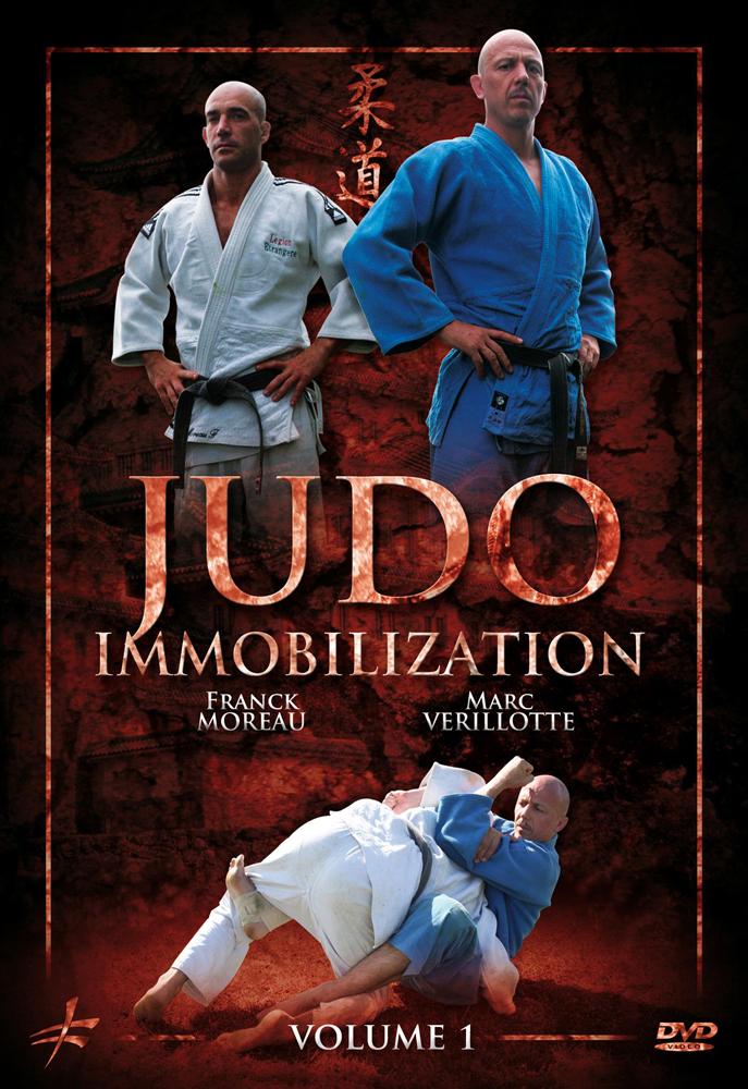 Judo: Immobilization, Vol. 1