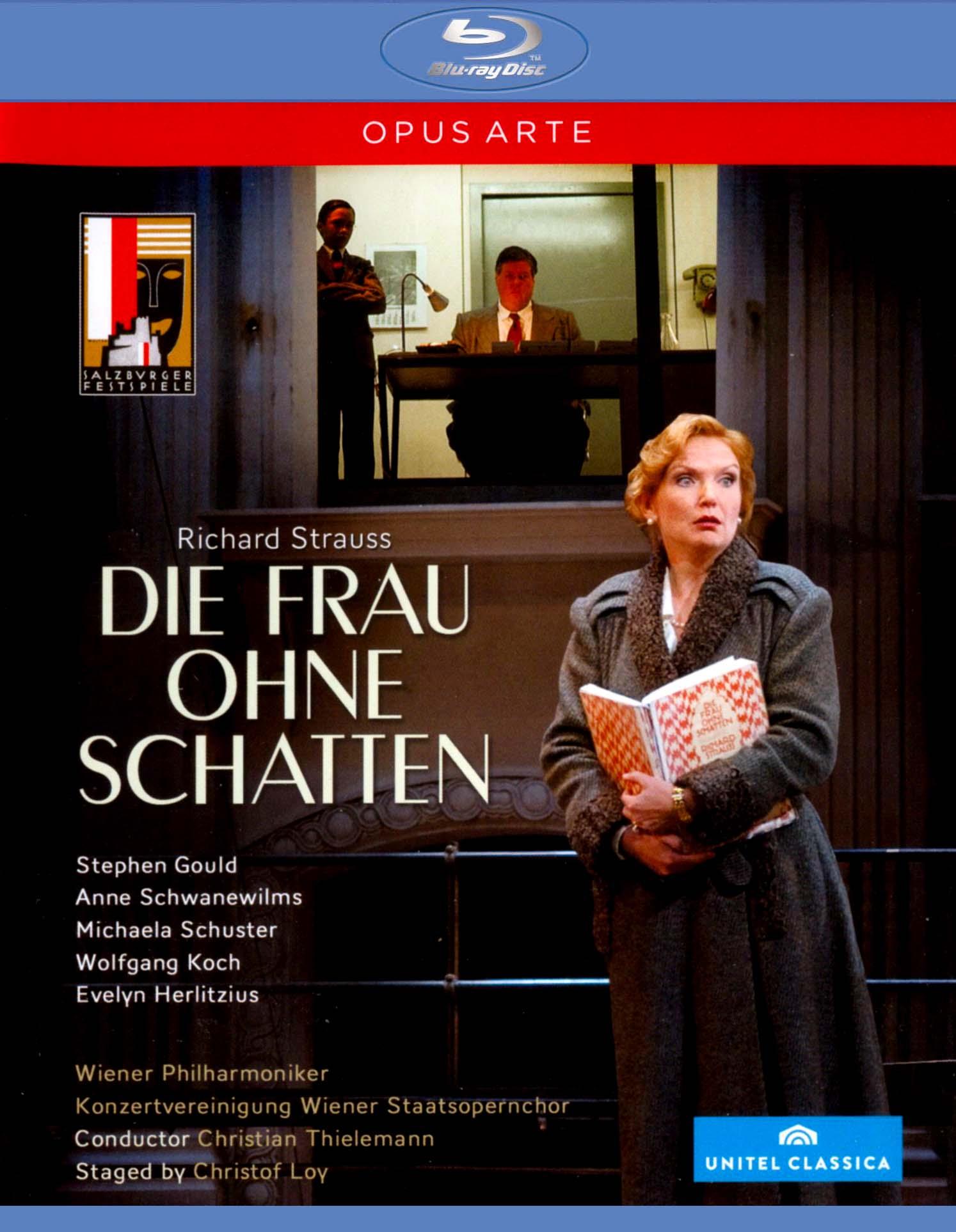 Die Frau Ohne Schatten (Wiener Philharmoniker)