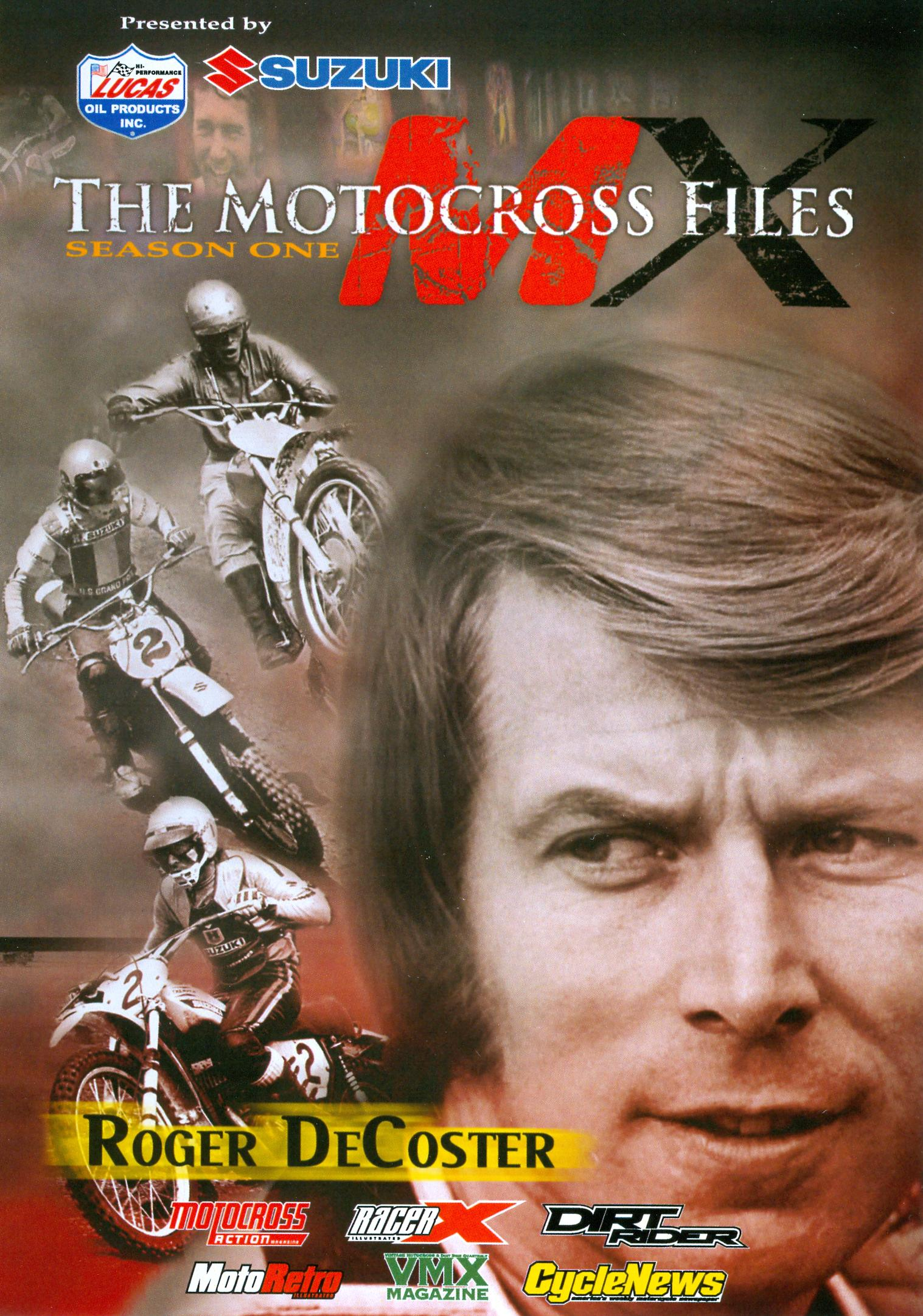 The Motocross Files: Roger DeCoster