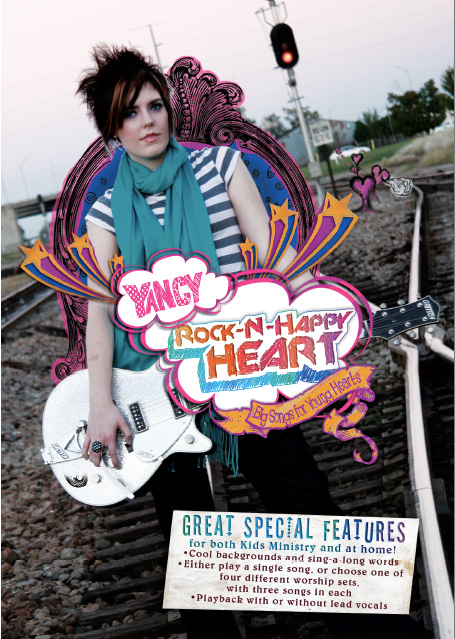 Yancy: Rock-N-Happy Heart