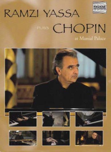 Ramzi Yassa Plays Chopin at Manial Palace