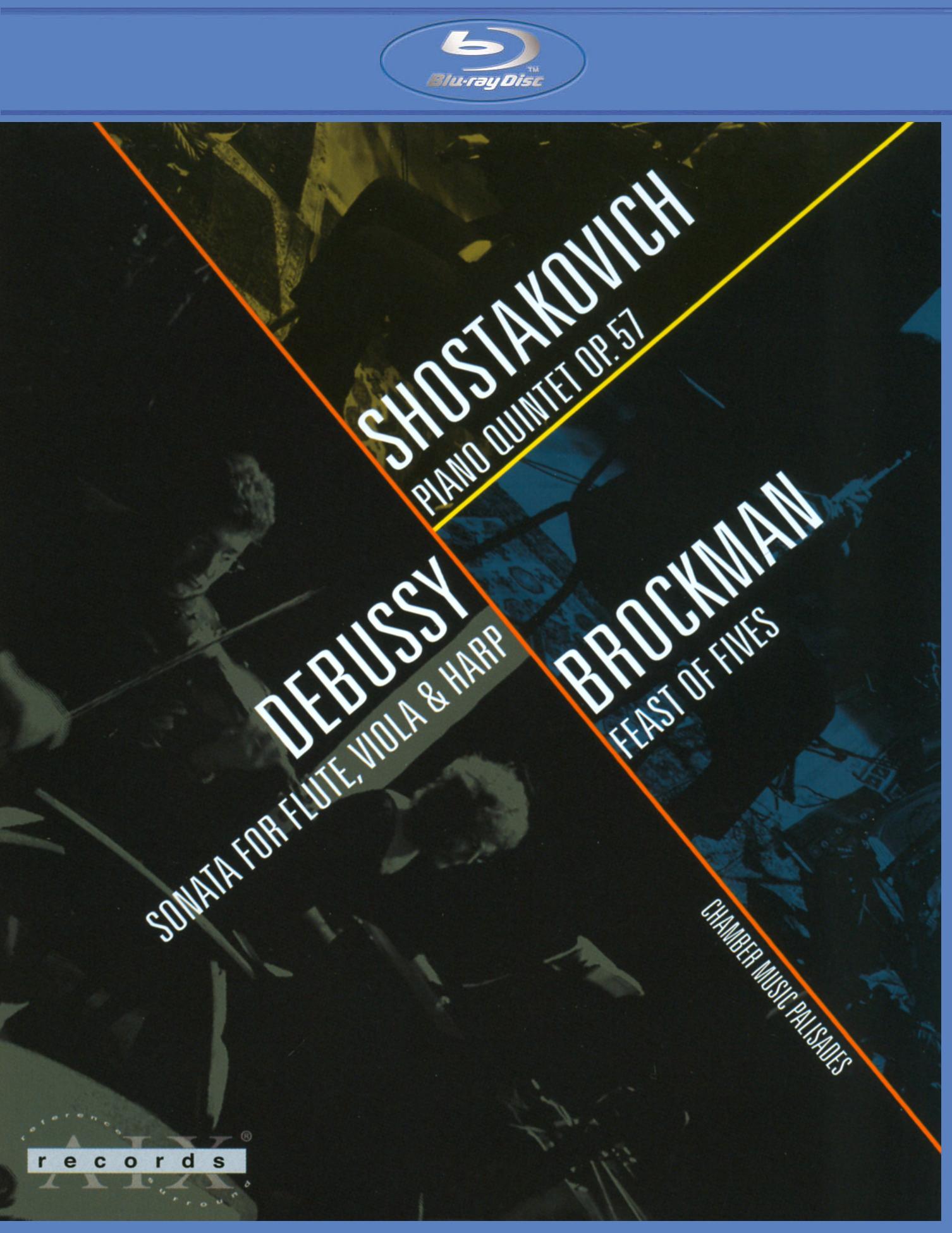 Chamber Music Palisades: Shostakovich/Debussy/Brockman