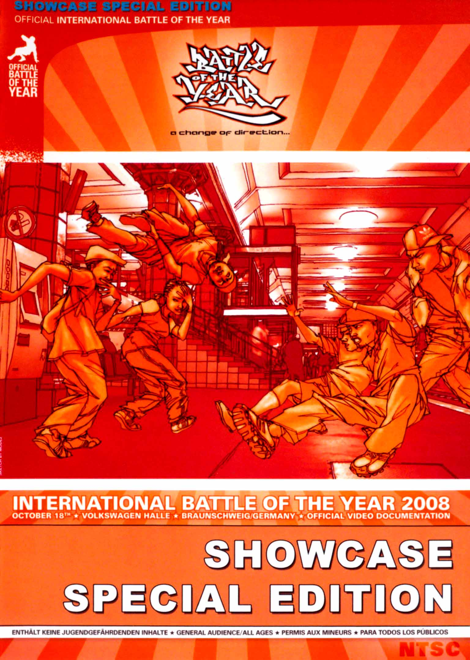 International Battle of the Year 2008
