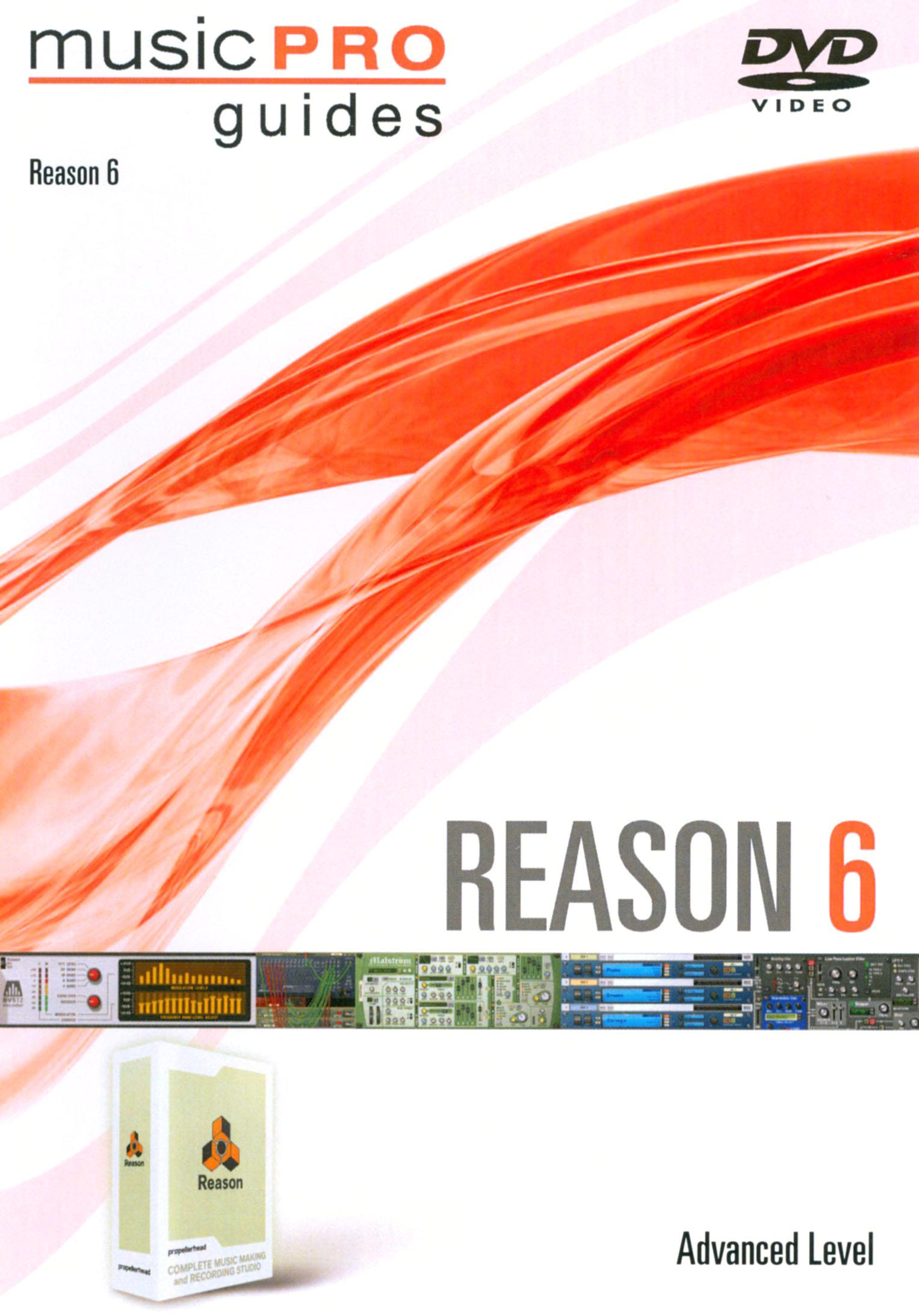 MusicPro Guides: Reason 6 - Advanced Level