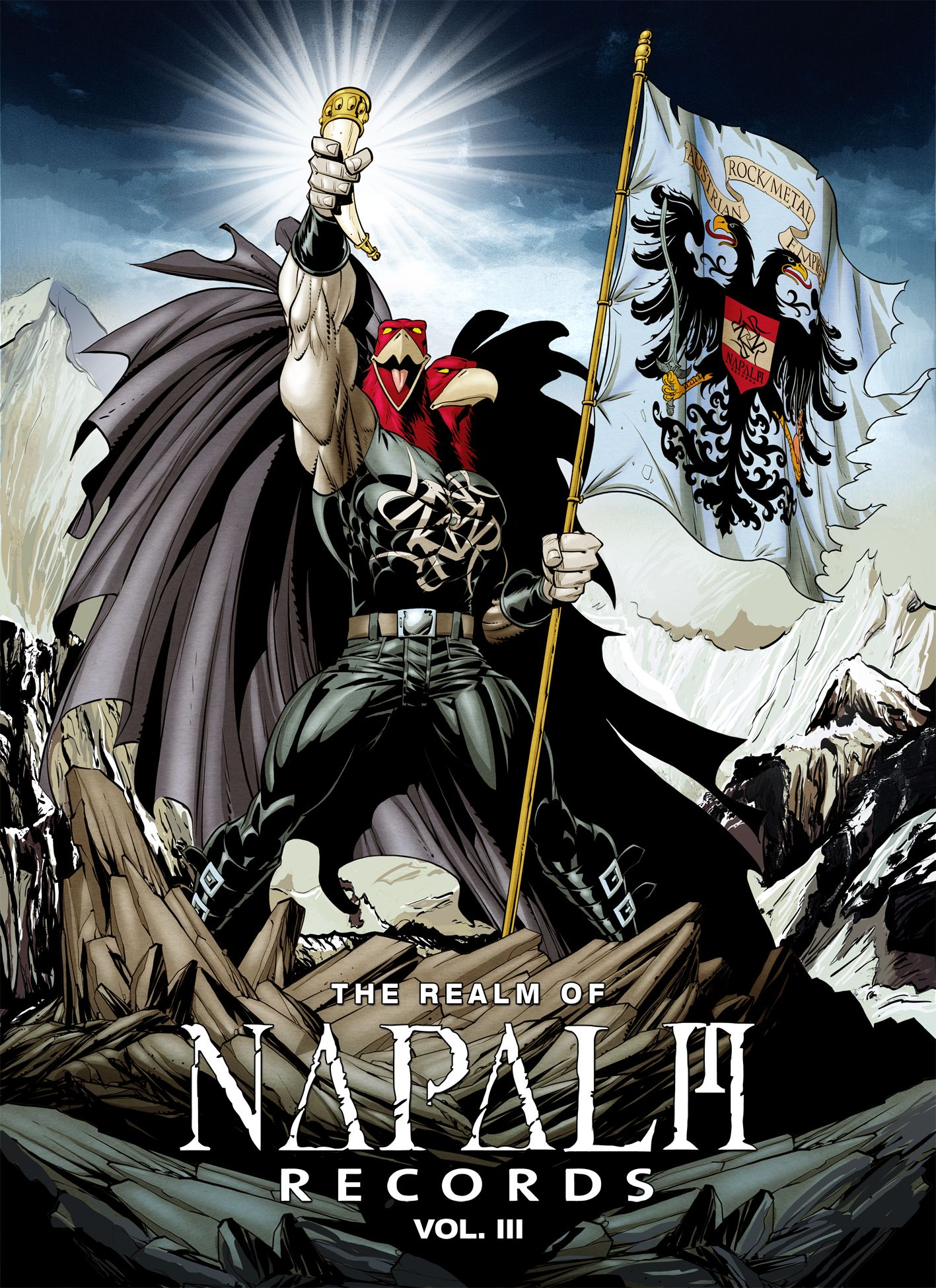 The Realm of Napalm Records, Vol. III