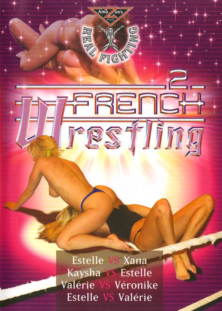 Real Topless Fighting: French Wrestling