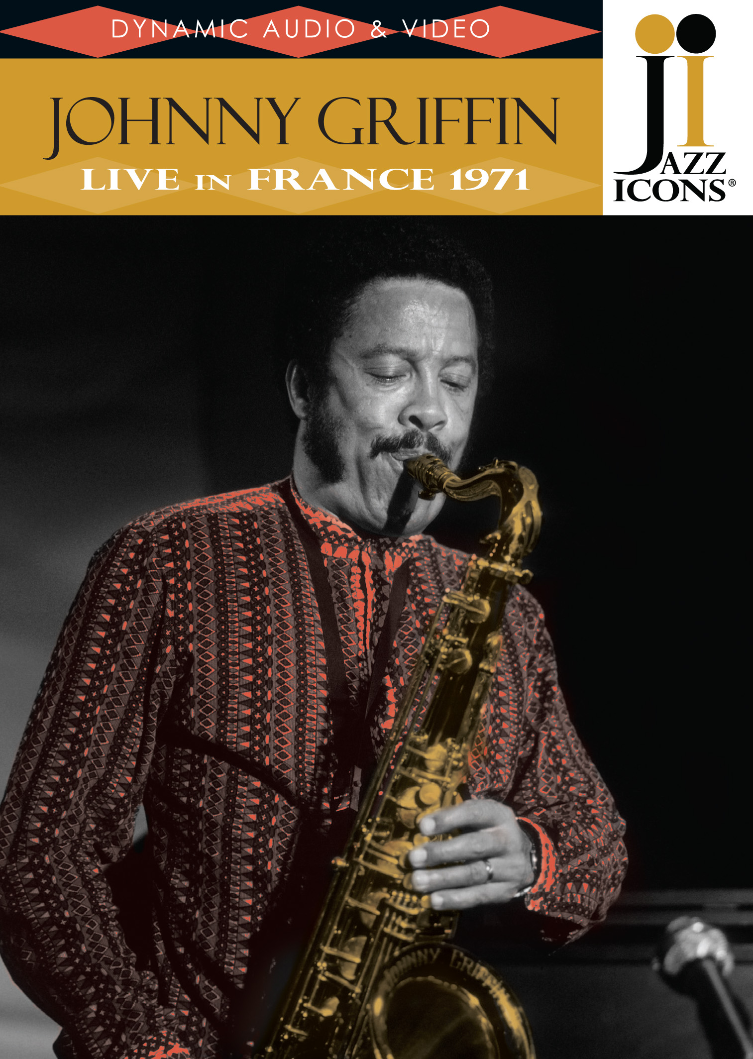 Jazz Icons: Johnny Griffin - Live in France 1971