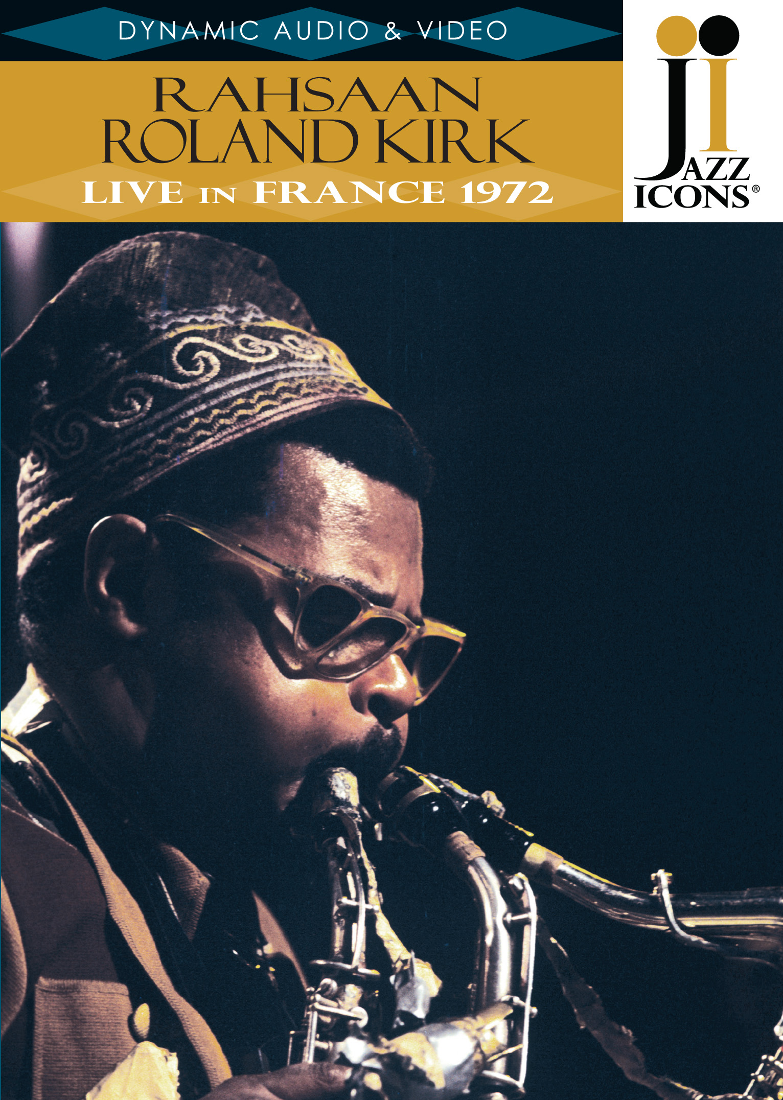 Jazz Icons: Rahsaan Roland Kirk - Live in France 1972