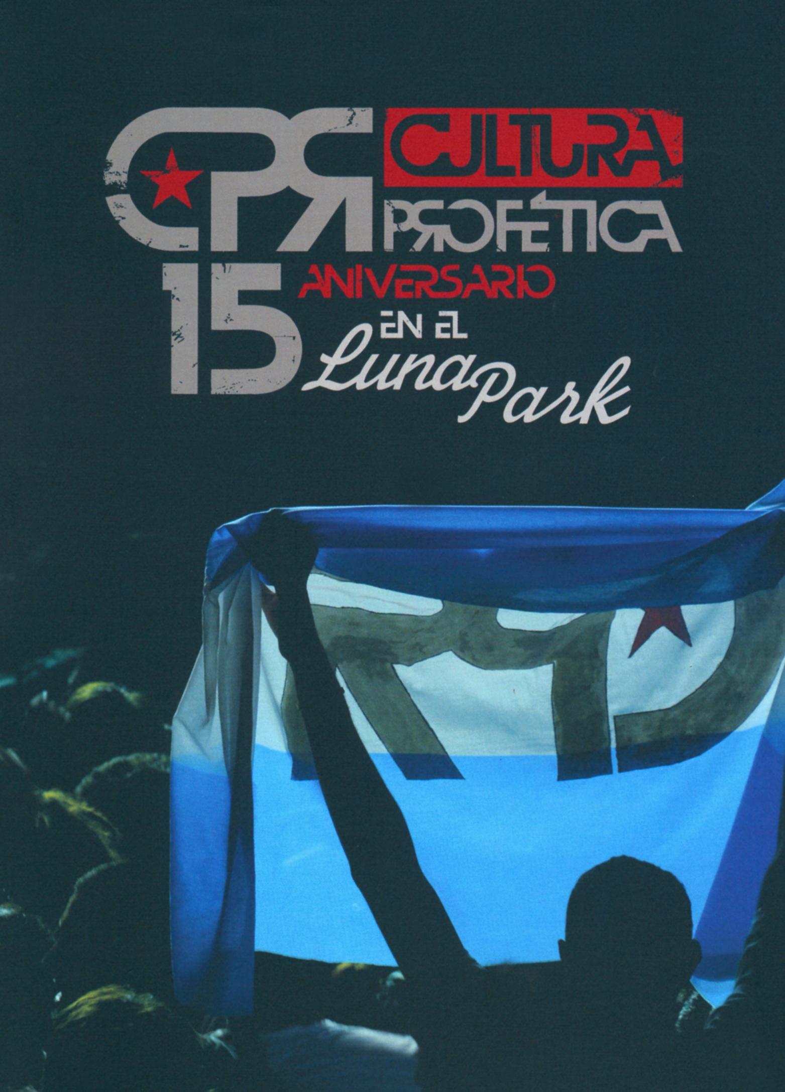 Cultura Profetica: 15 Aniversario en el Luna Park