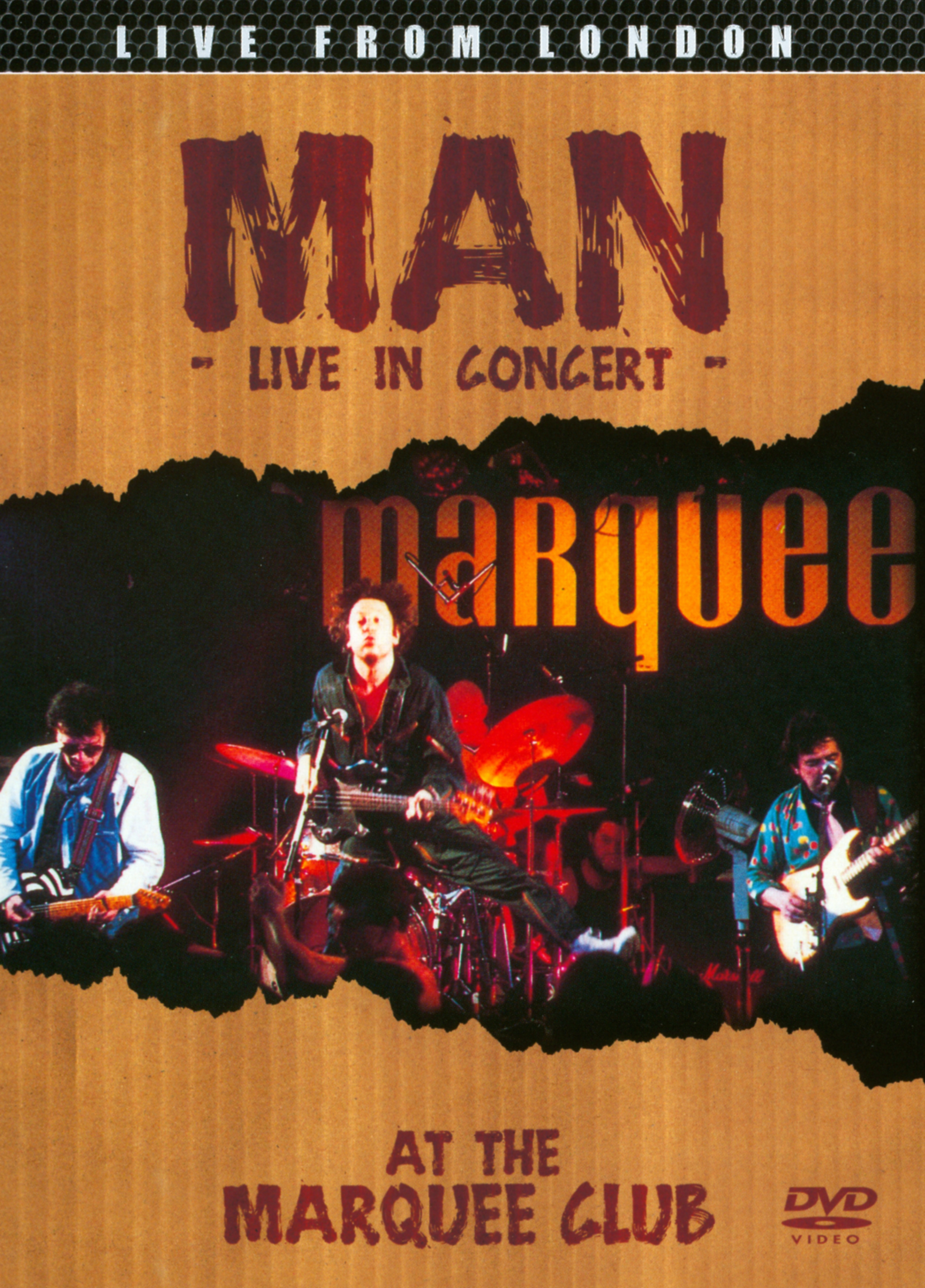 Man: Live from London - At the Marquee Club