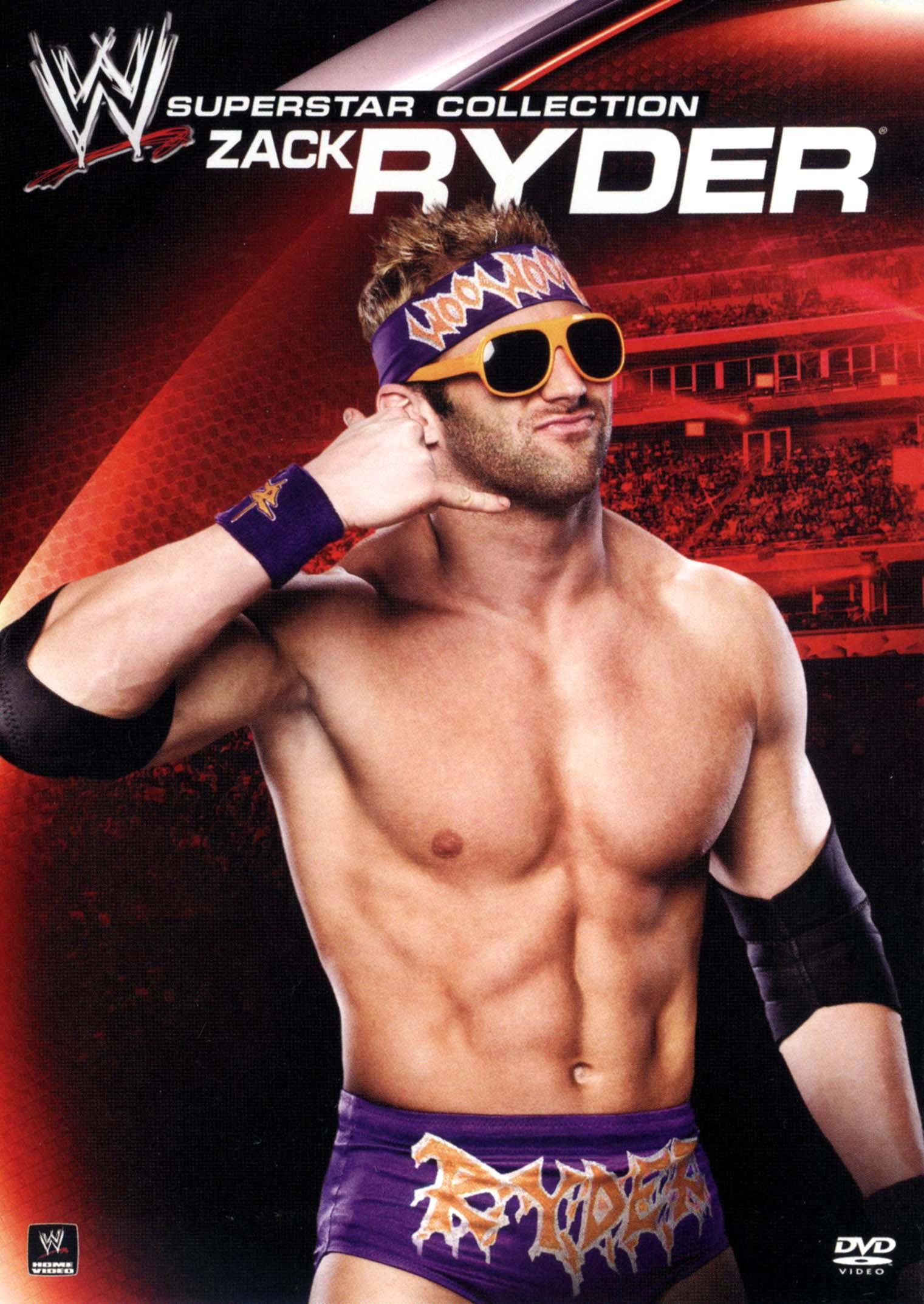WWE: Superstar Collection - Zack Ryder