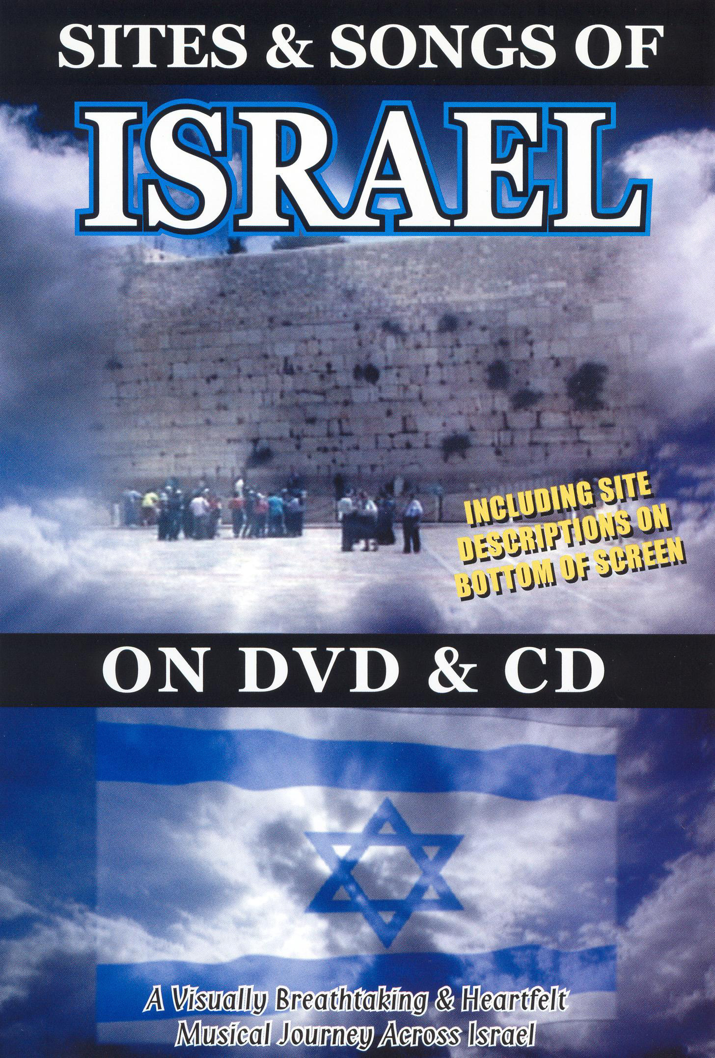 David and the High Spirits: Sites and the Songs of Israel