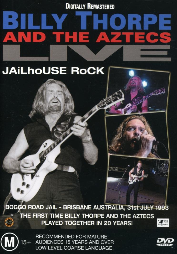 Billy Thorpe: Jailhouse Rock Live